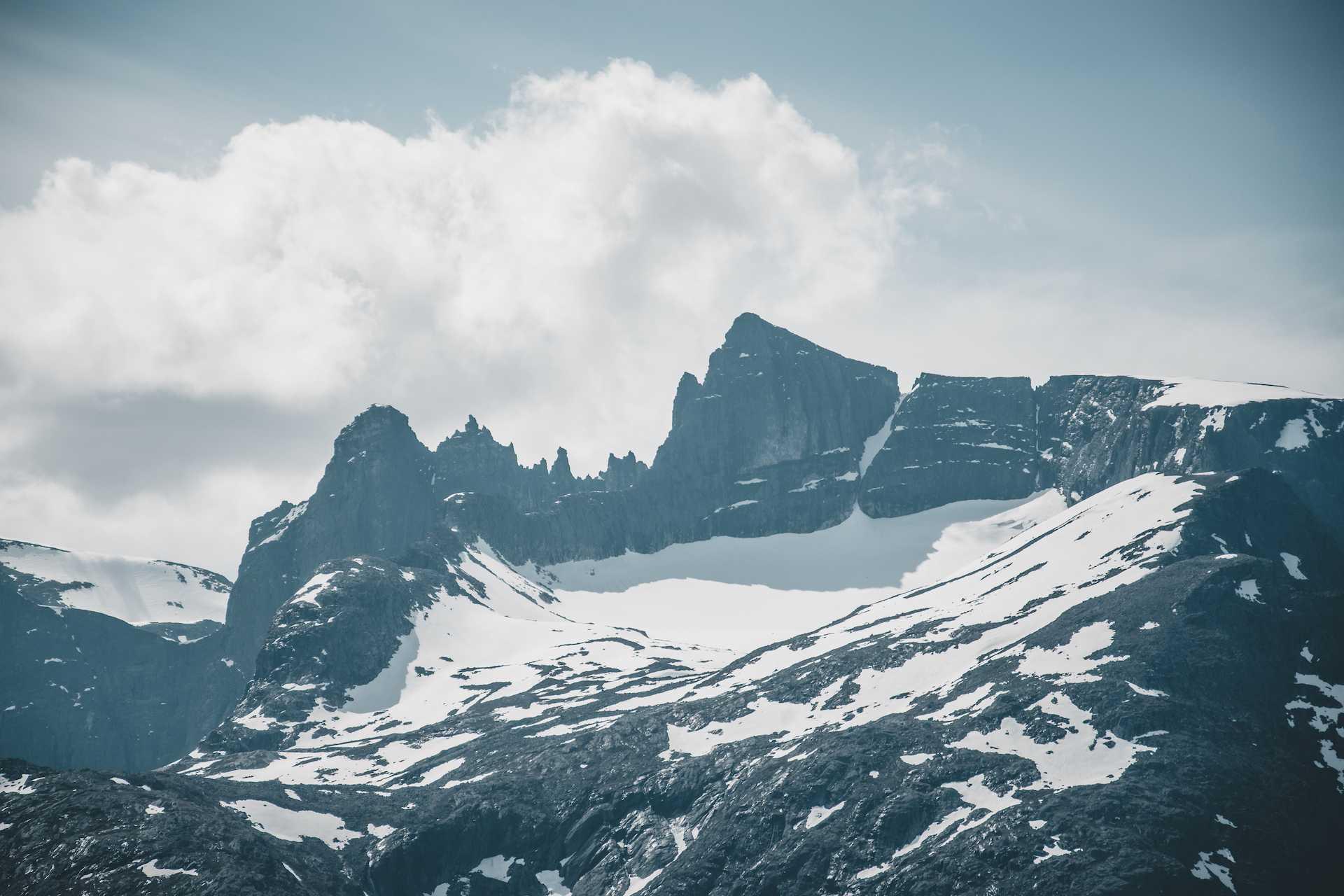 góry Åndalsnes
