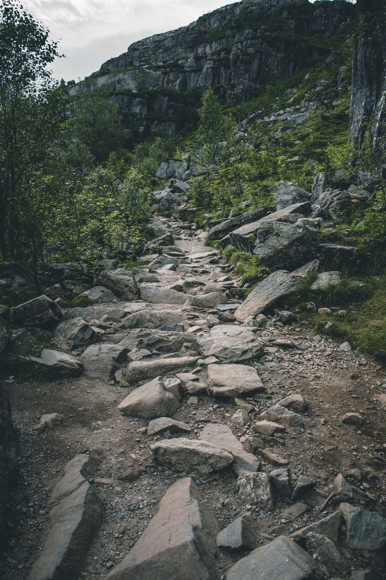 szlak Pulpit Rock