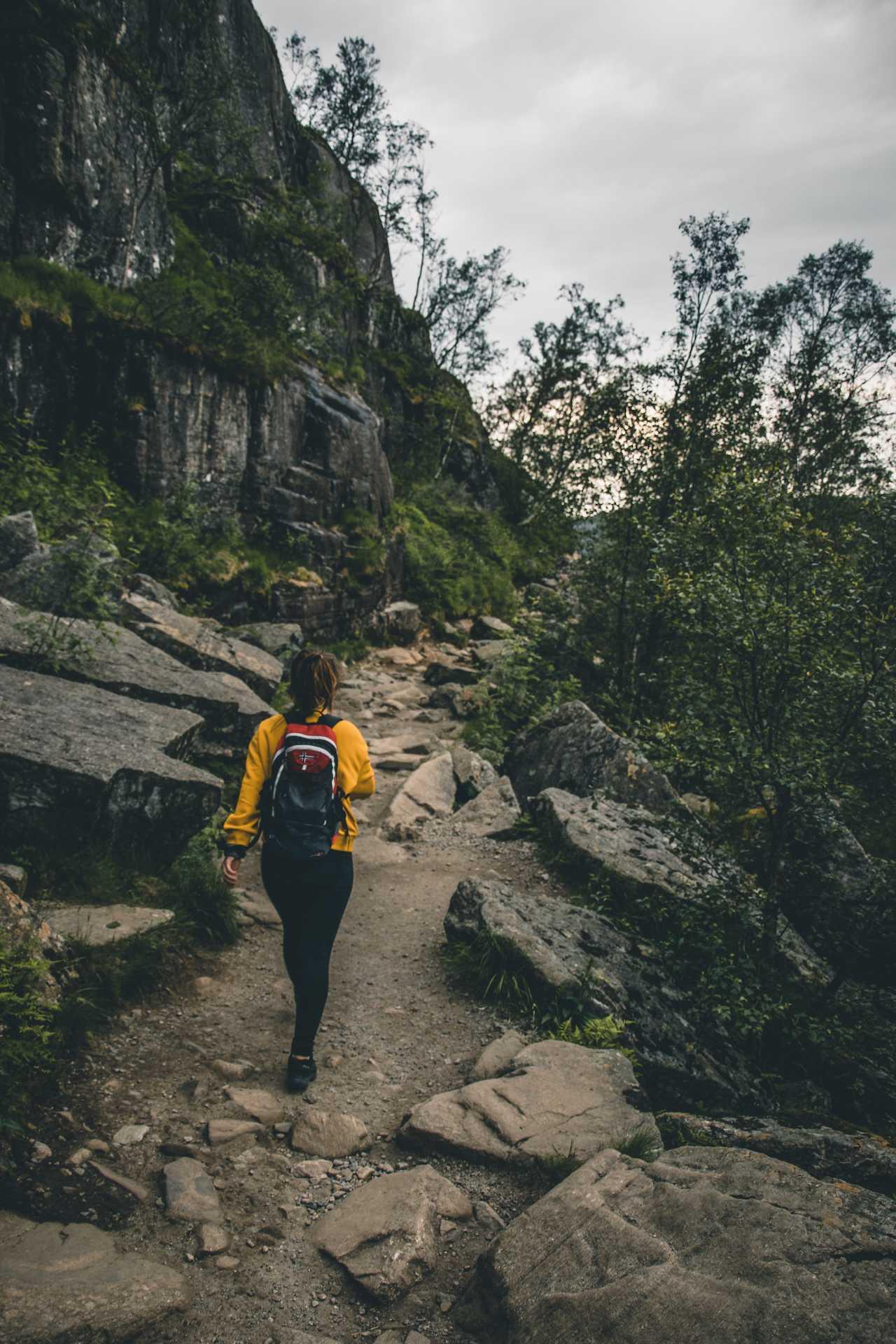 Pulpit Rock Norwegia