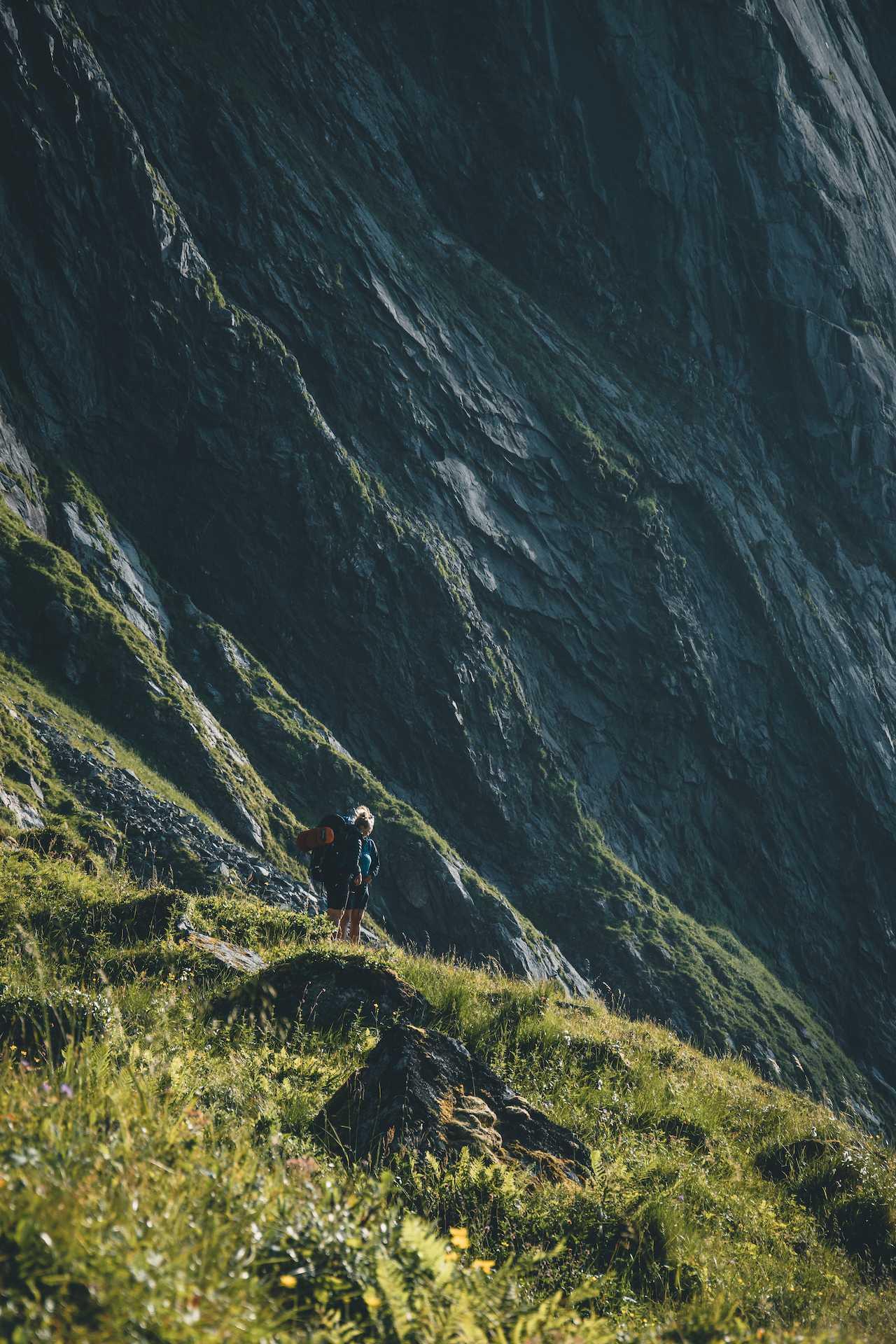 Kvalvika trekking