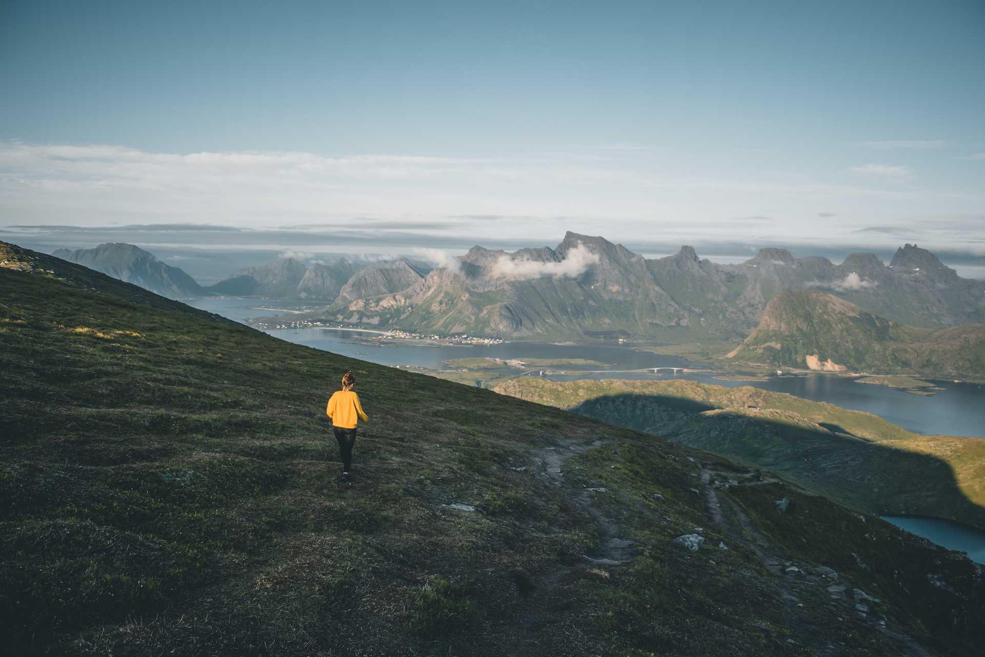 Ryten Norwegia