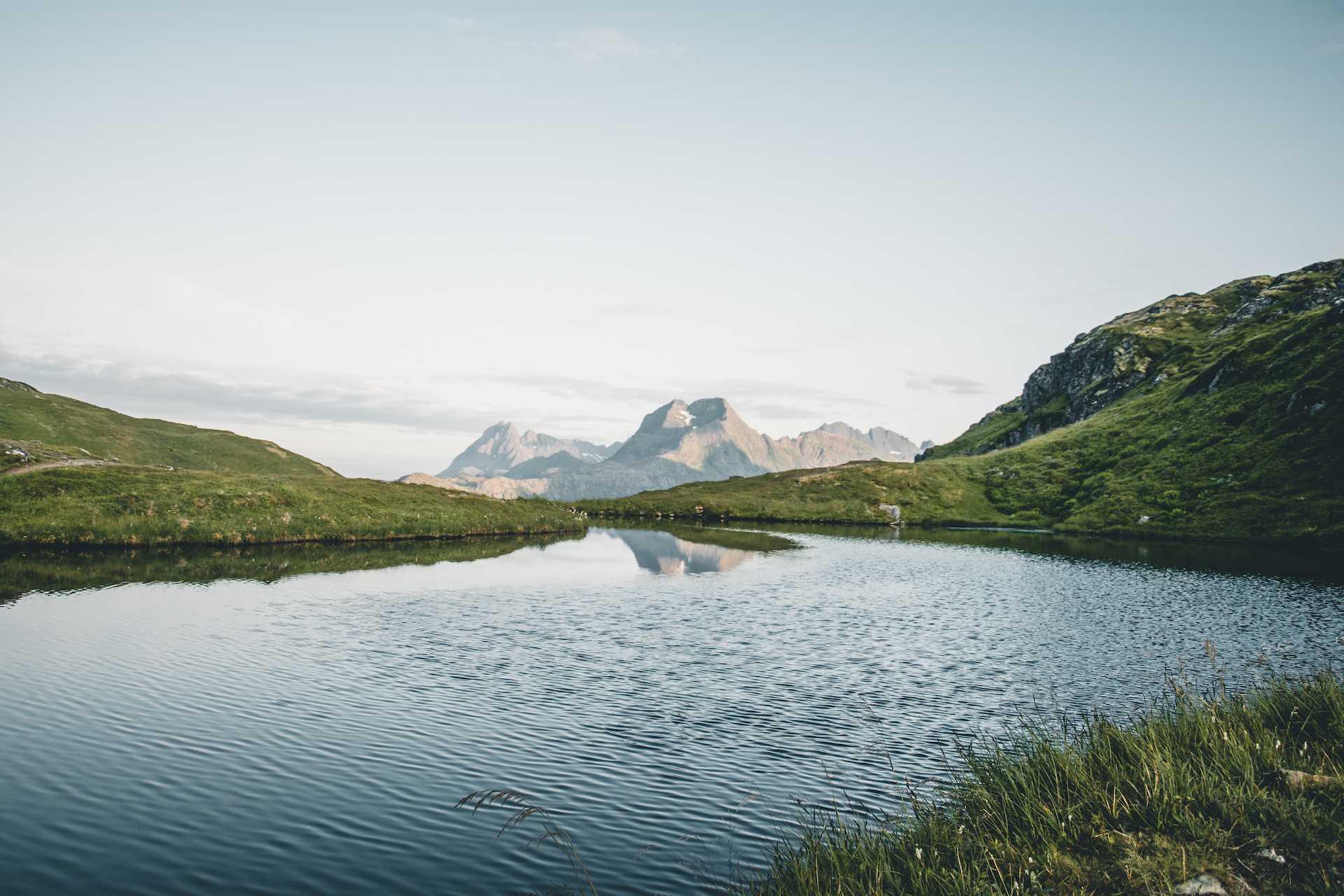 trekking Lofoty