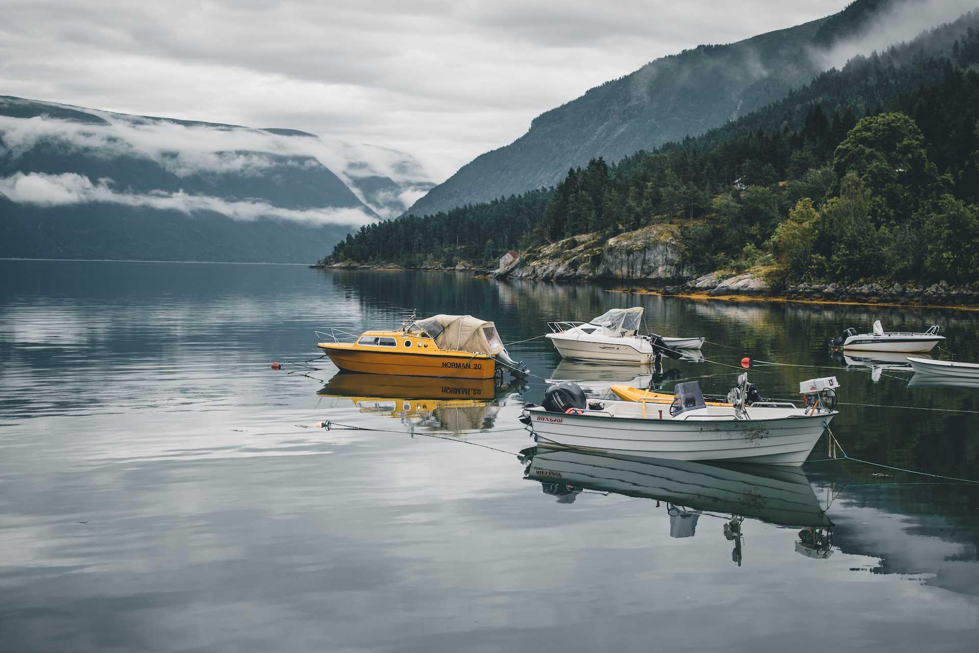 klimatyczne miejsca wNorwegii