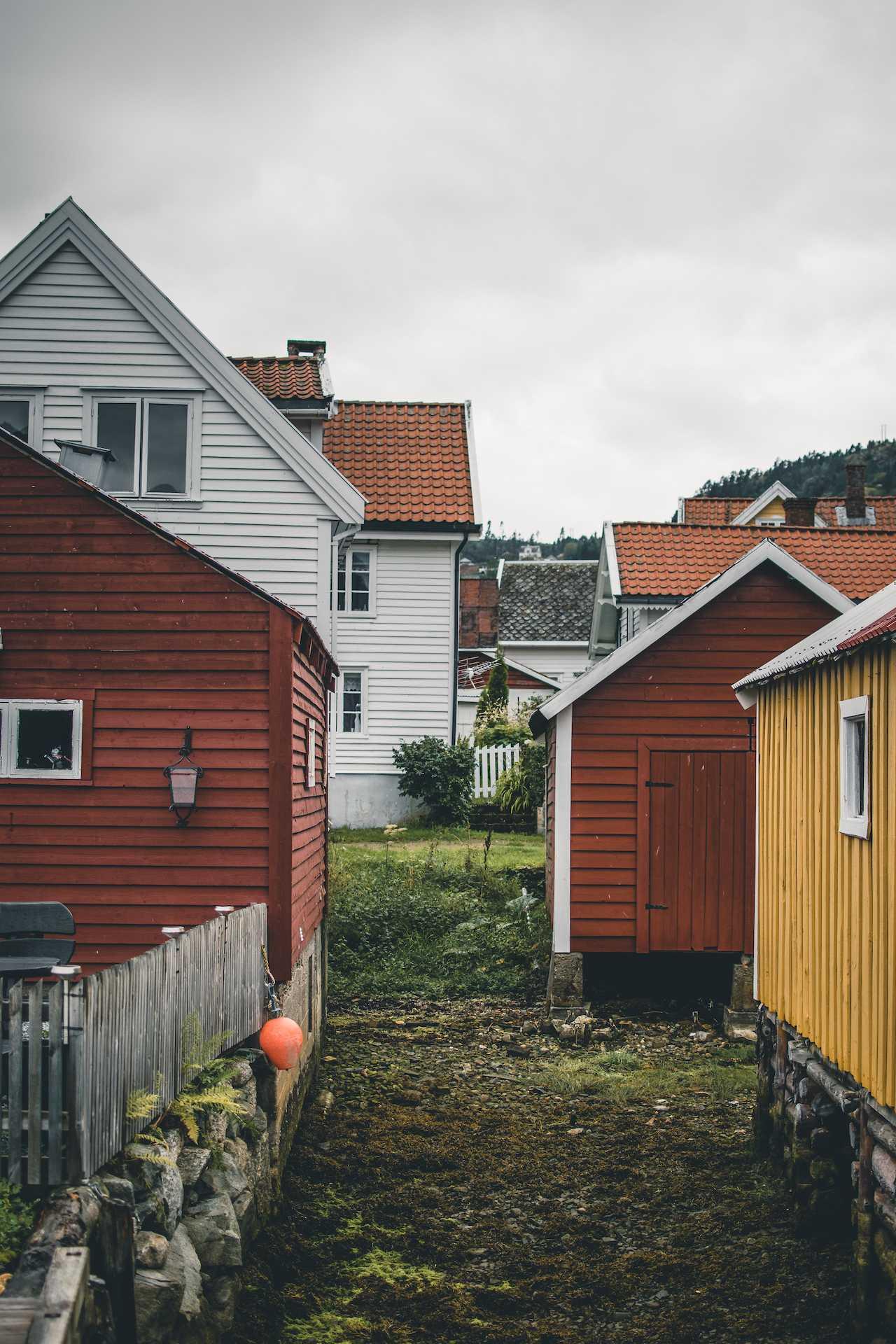 domki wNorwegii