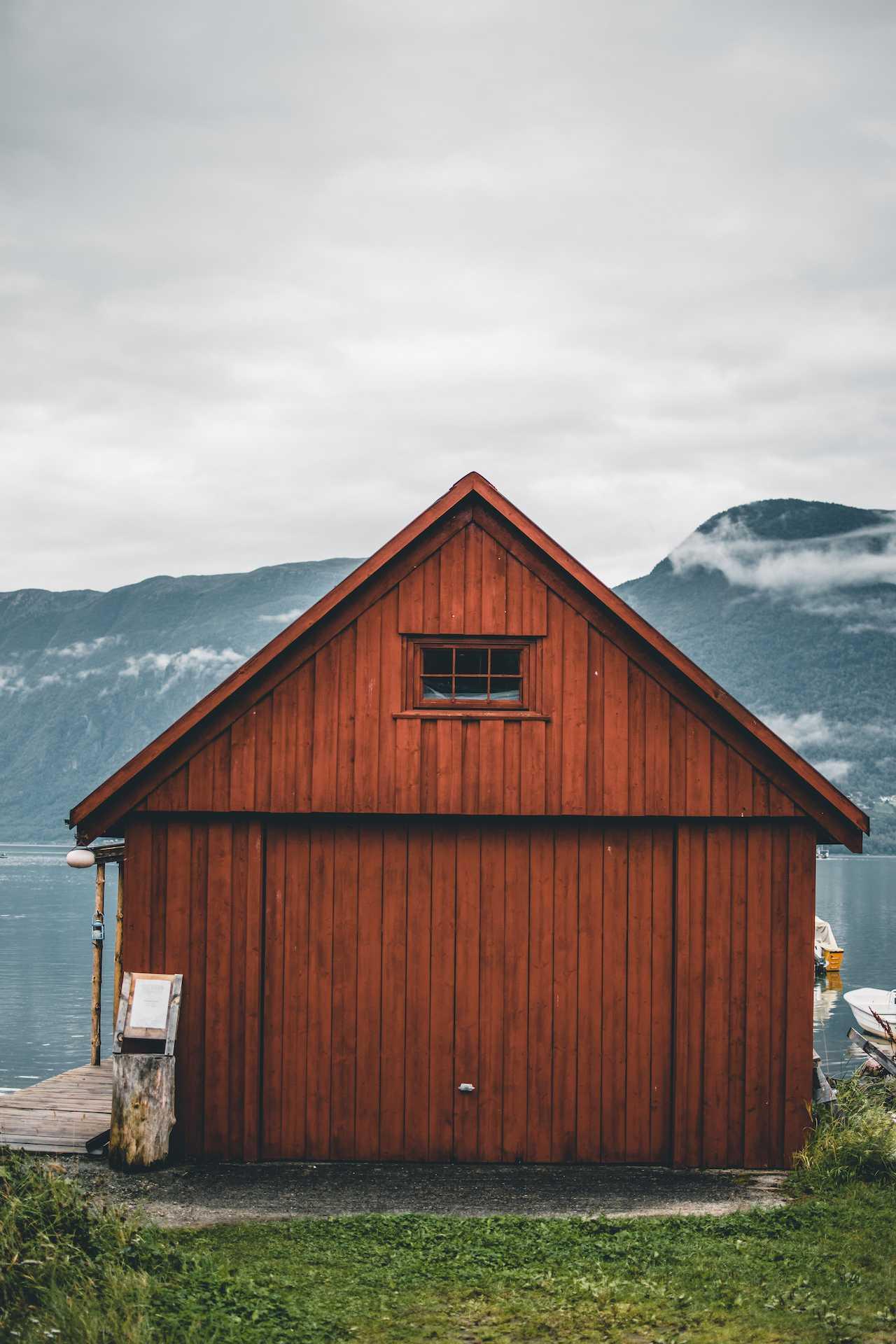domy wNorwegii