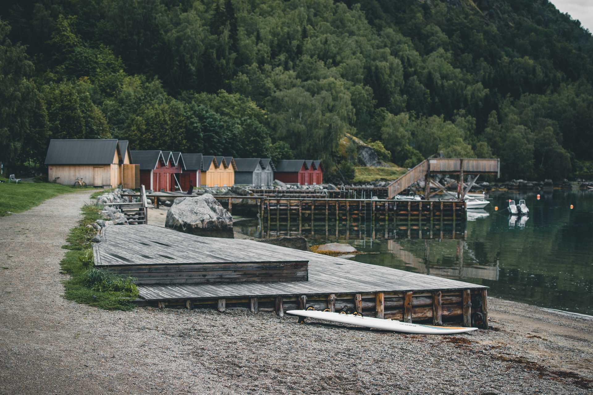 miasteczka wNorwegii