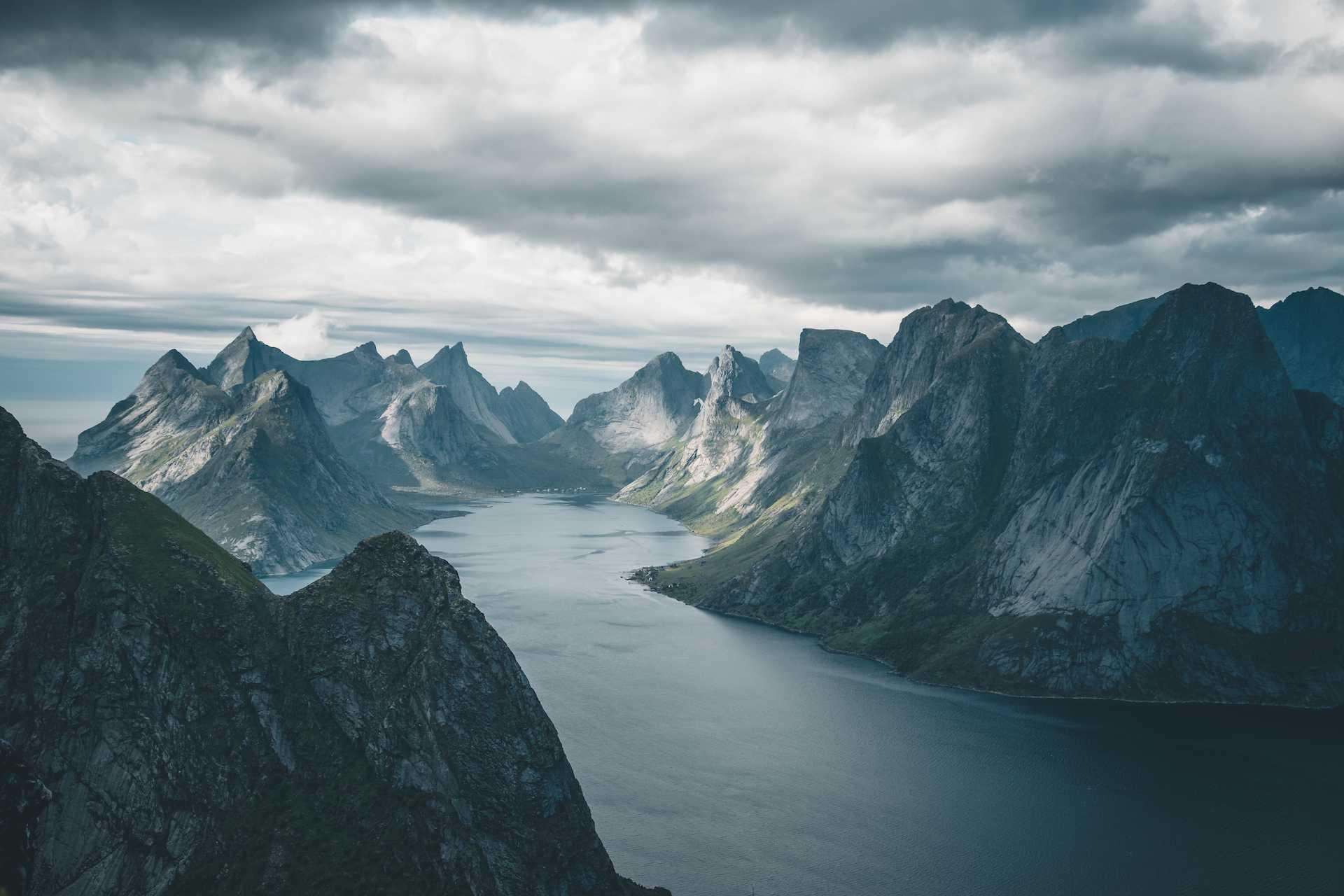 Reinebringen Norwegia