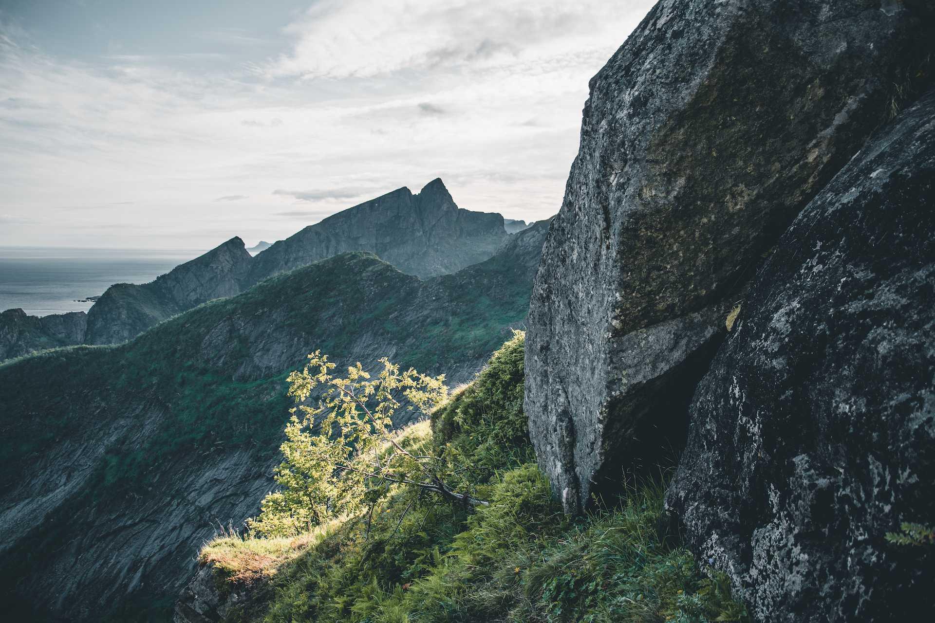 Lofoty góry