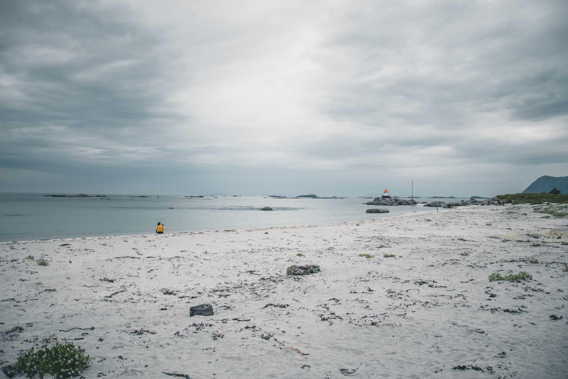 Eggum plaża