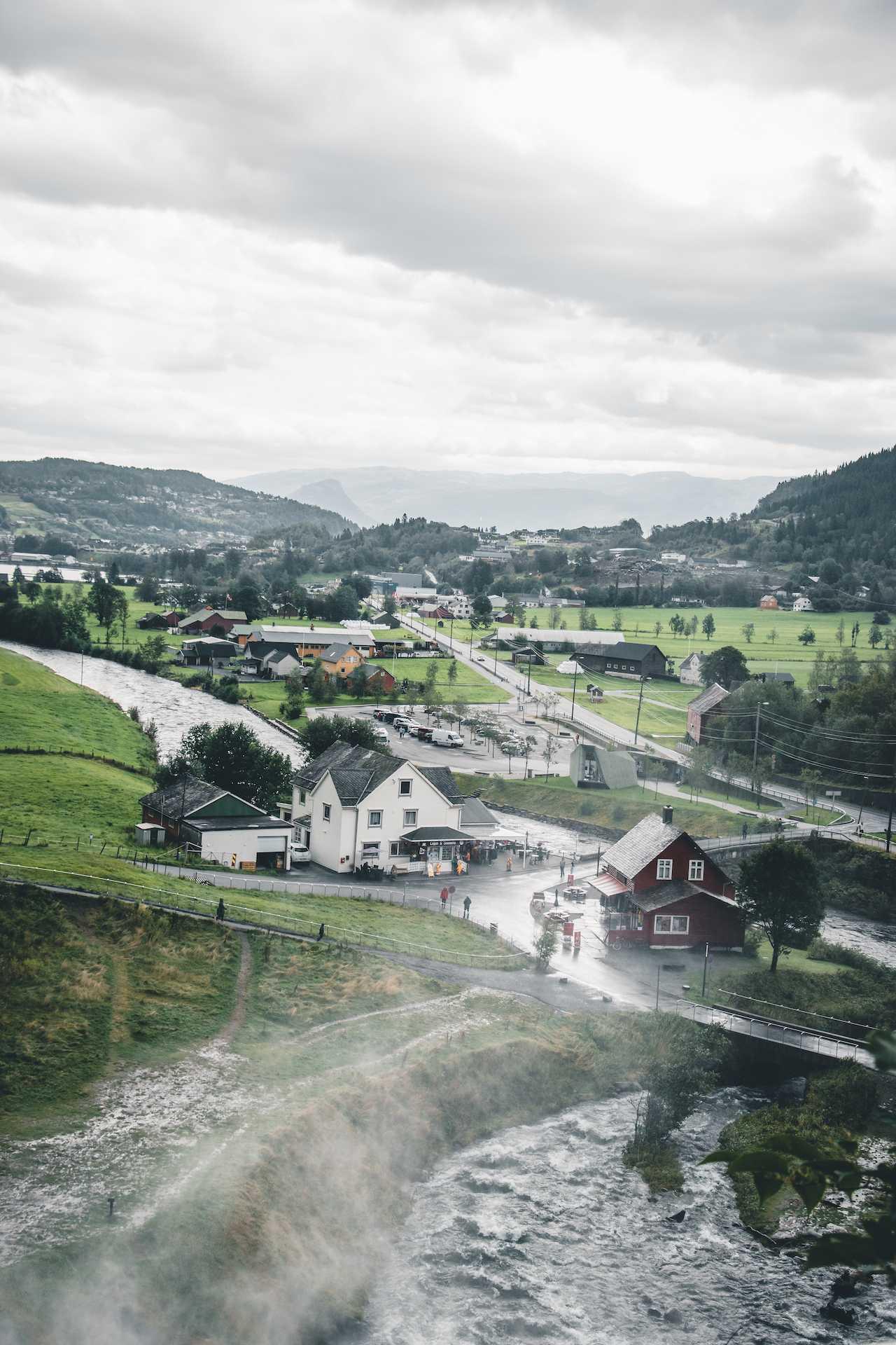 Norwegia piękne miejsca
