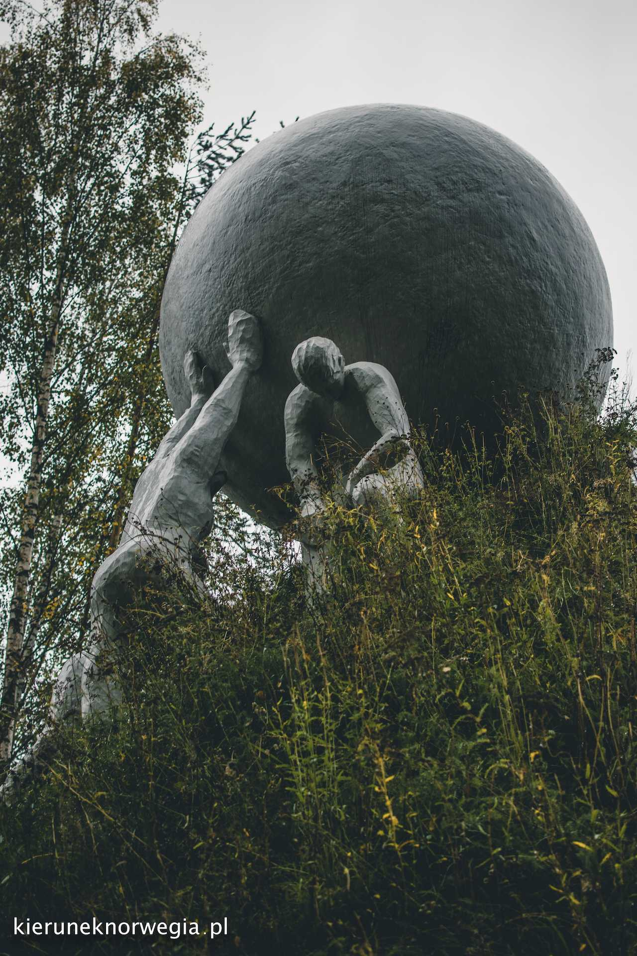 sztuka nowoczesna wNorwegii