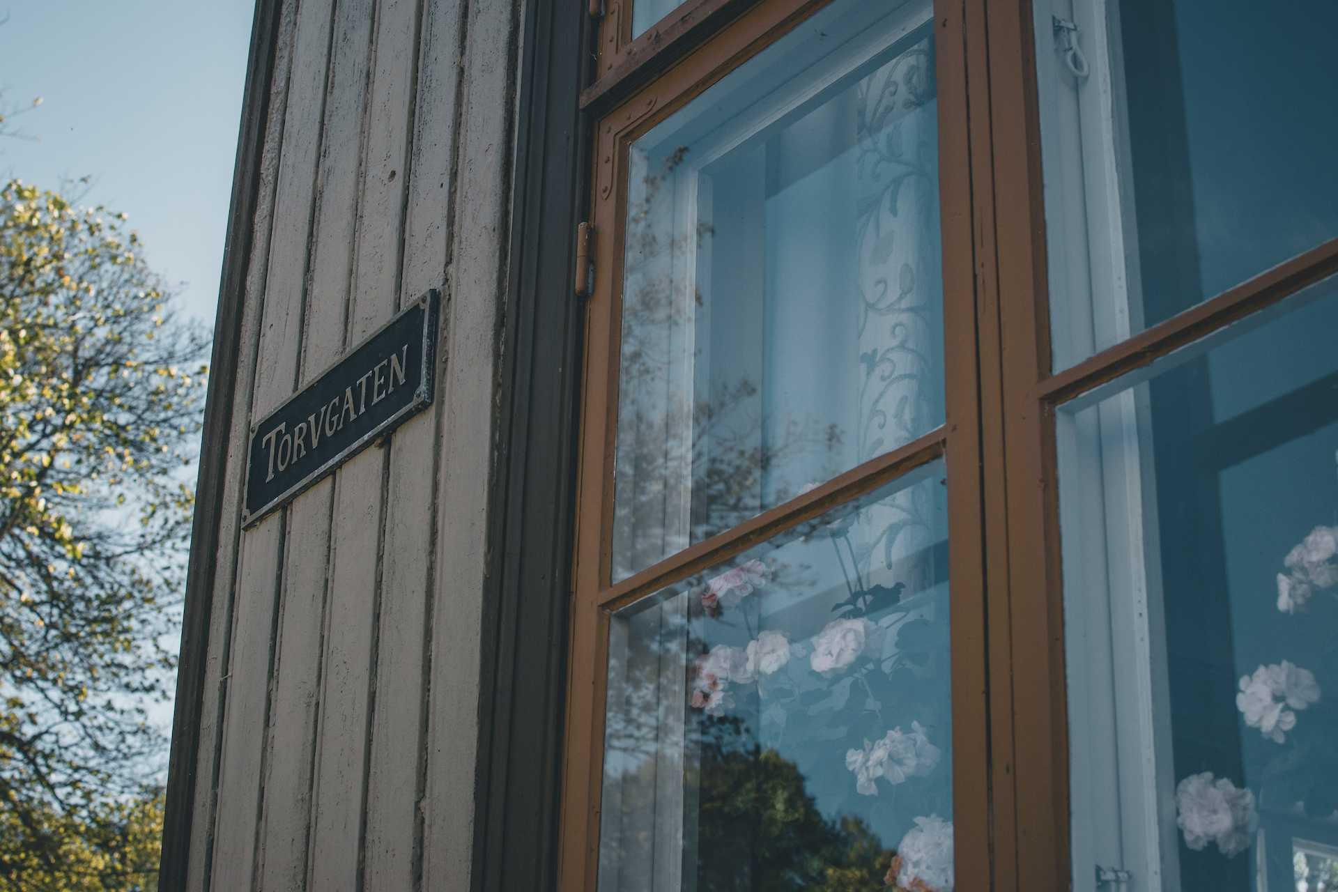 architektura napołudniu Norwegii