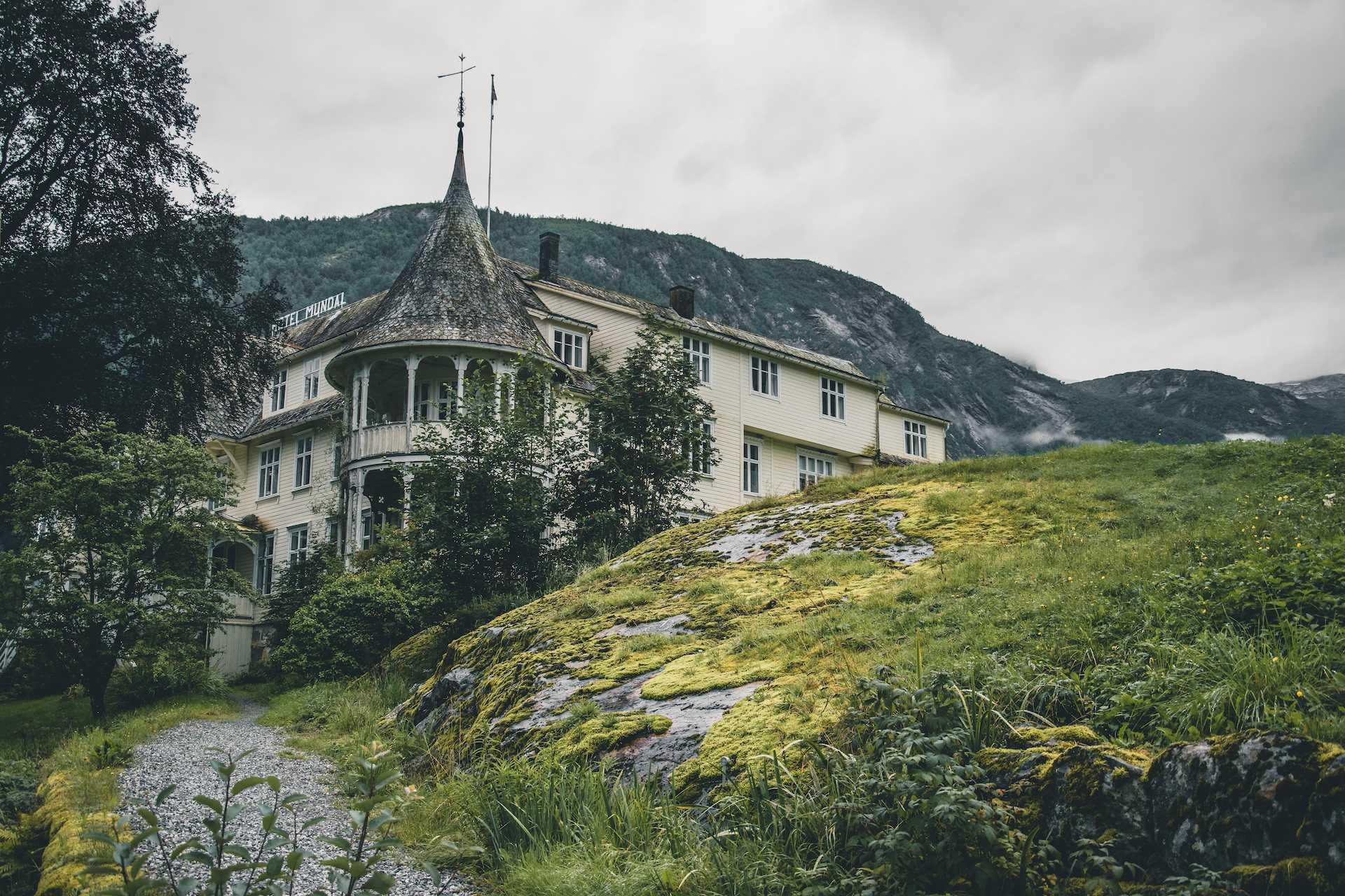 Fjærland Hotel