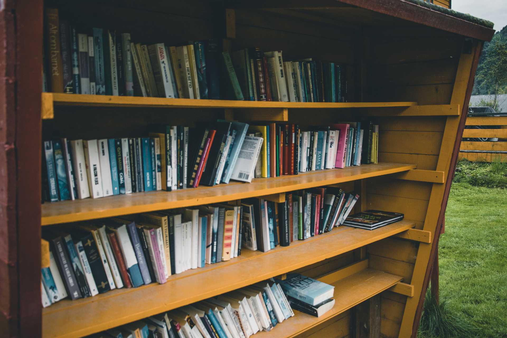 książki wNorwegii