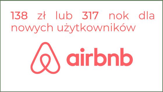 zniżka airbnb norwegia