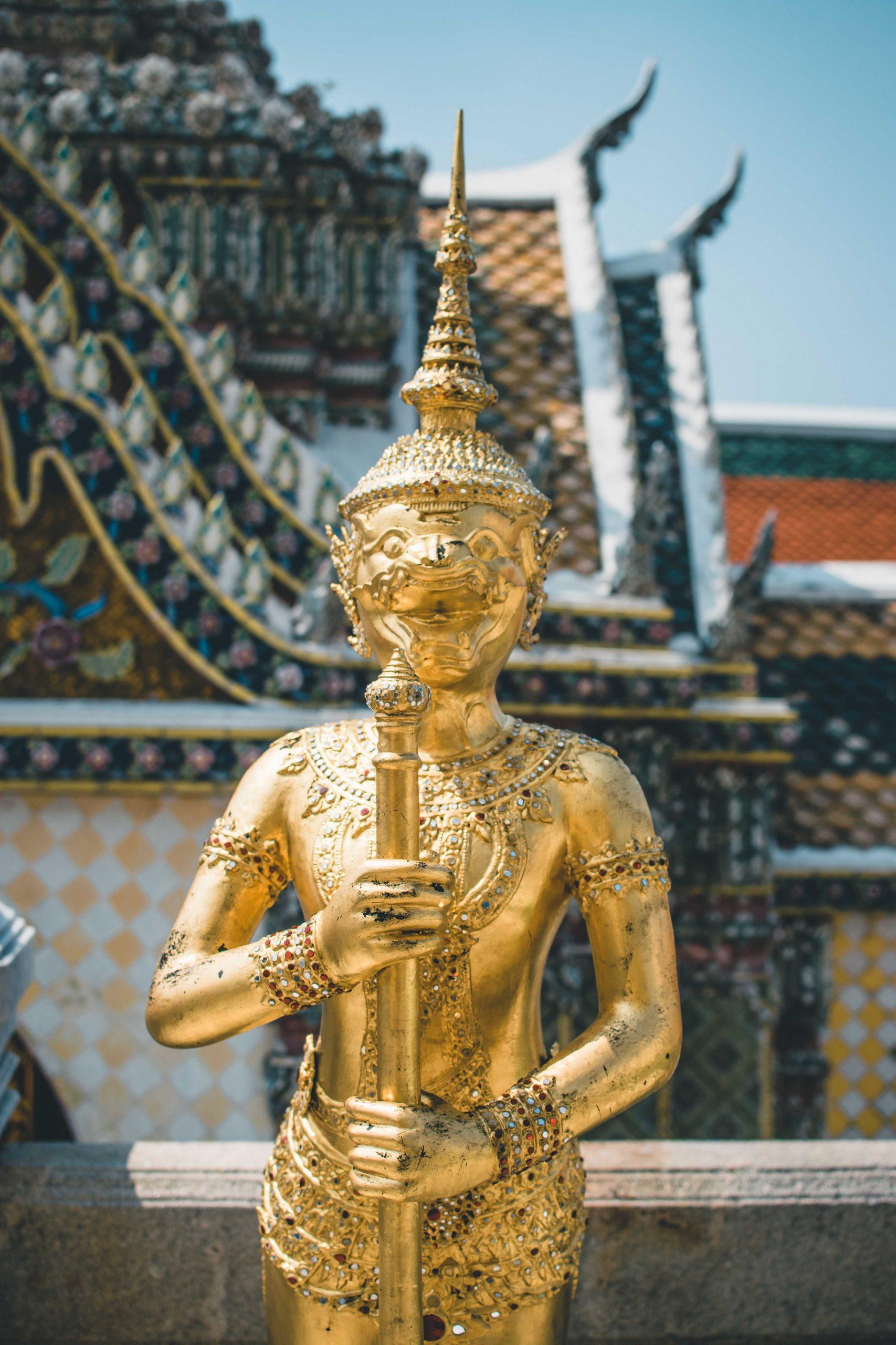 pałac Króla Bangkok
