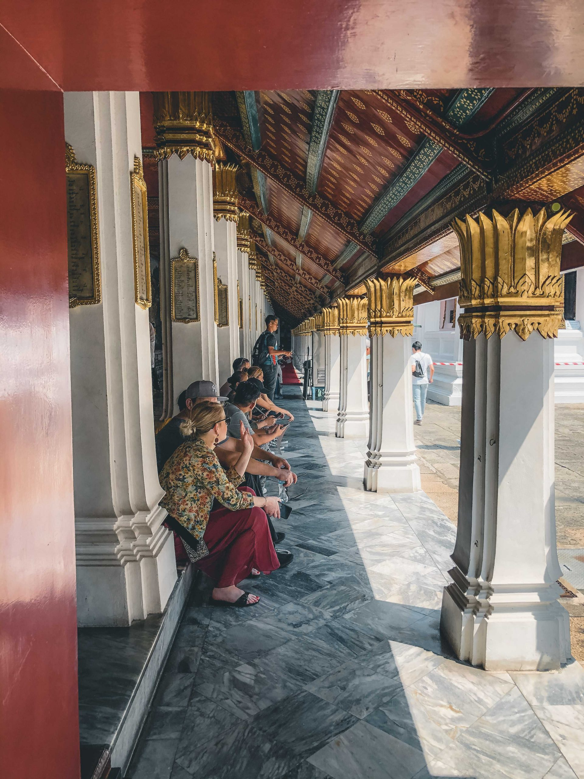 świątynie wTajlandii
