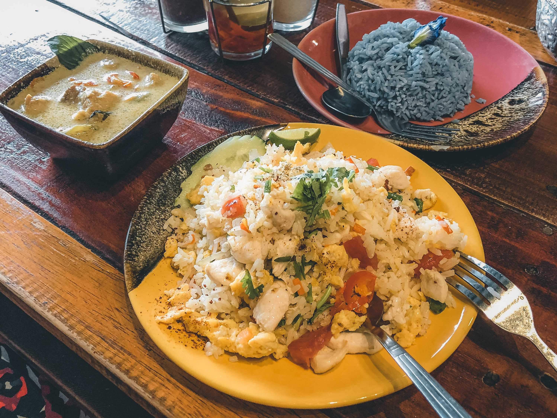 jedzenie Bangkok