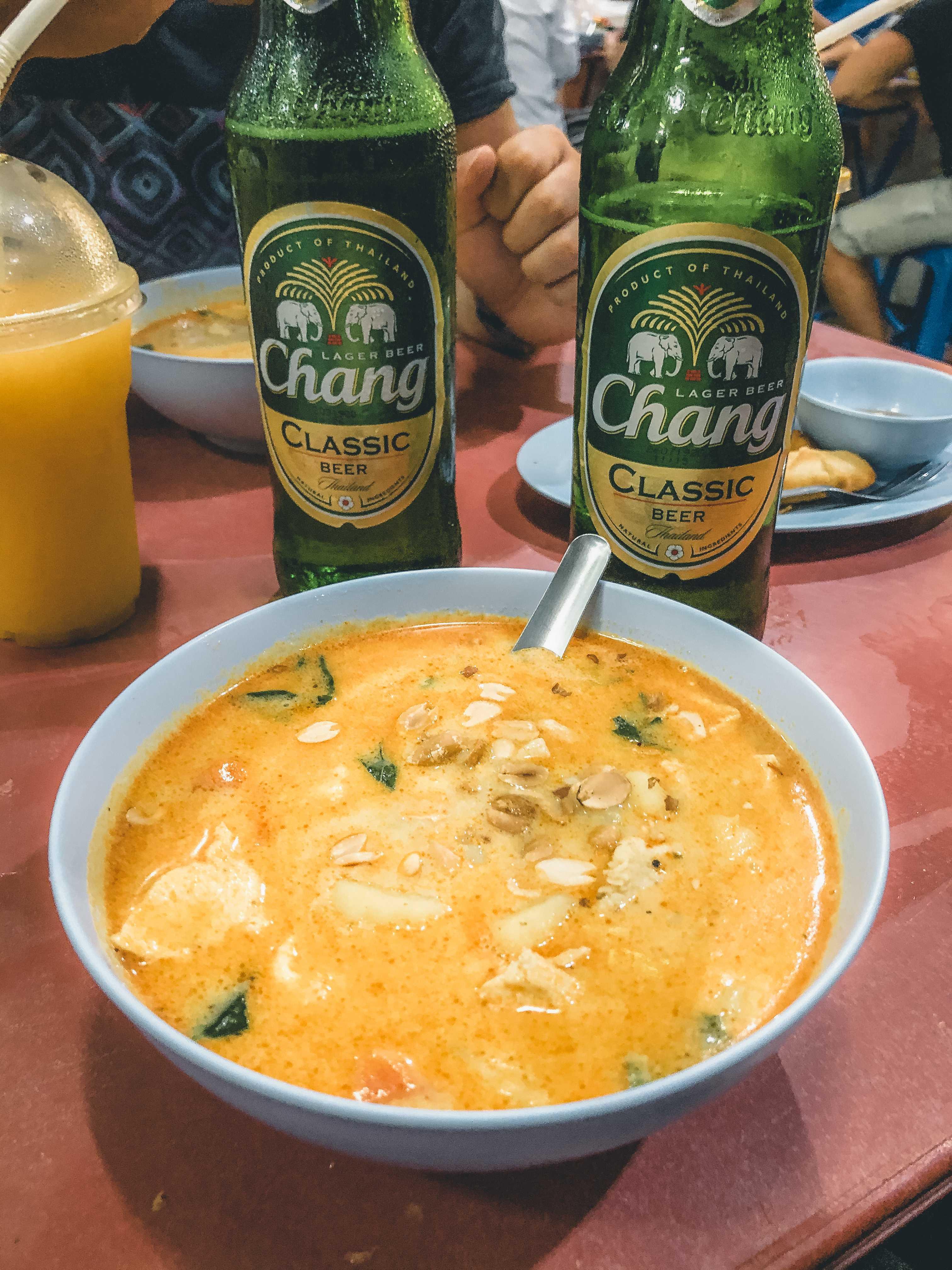 jedzenie Phi Phi
