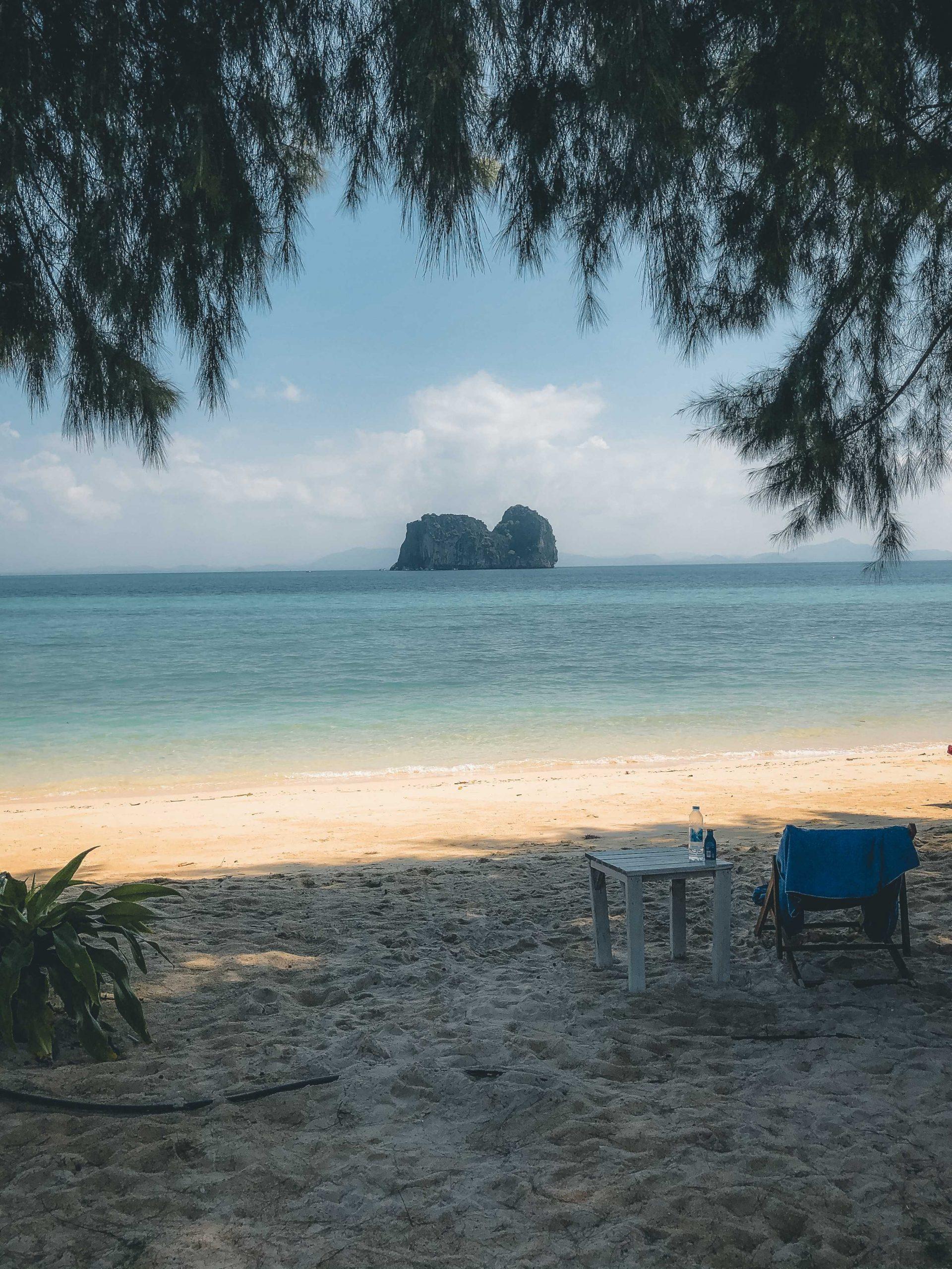 wyspa Koh Ngai