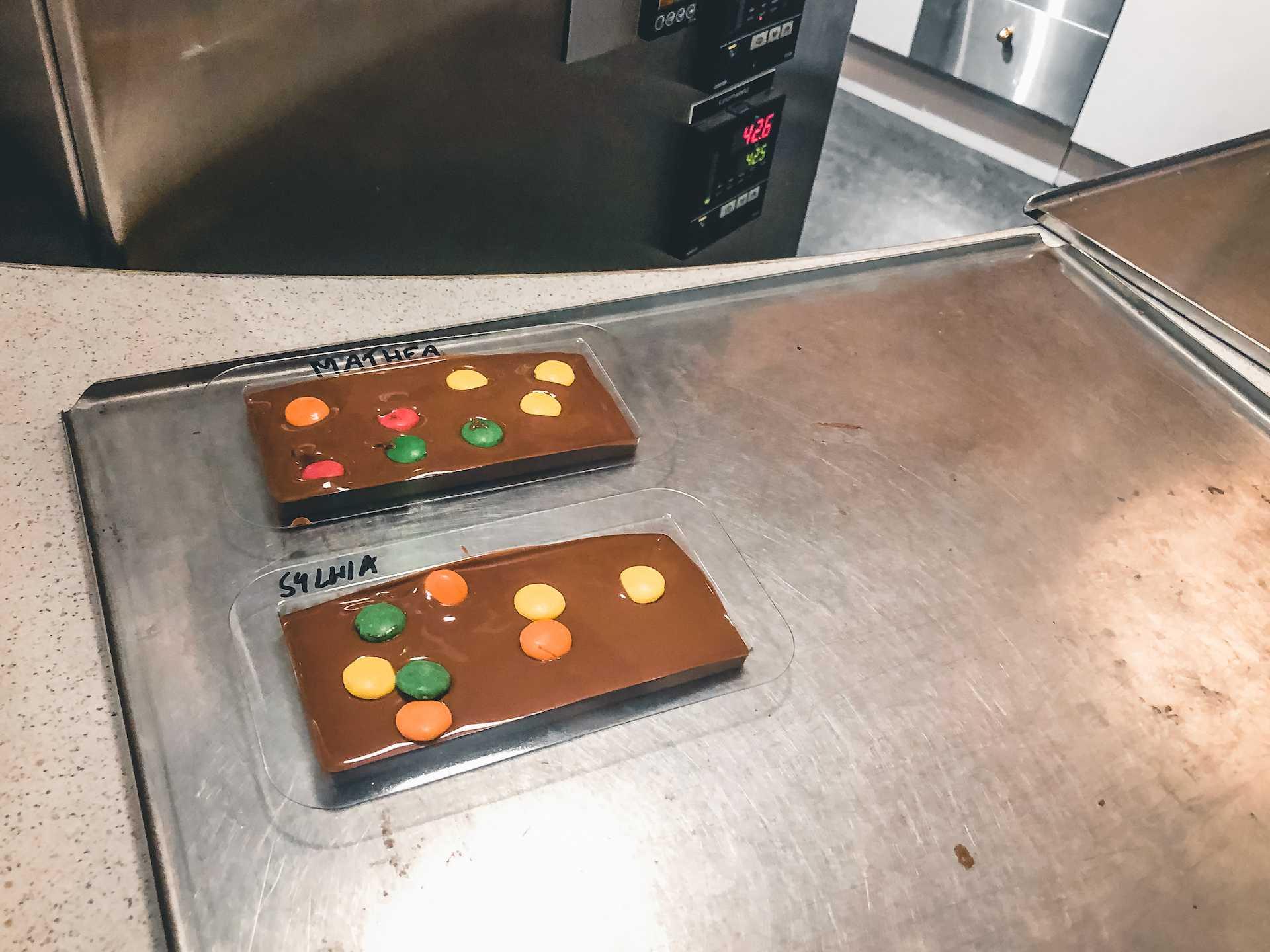 Fabryka czekolady wOslo