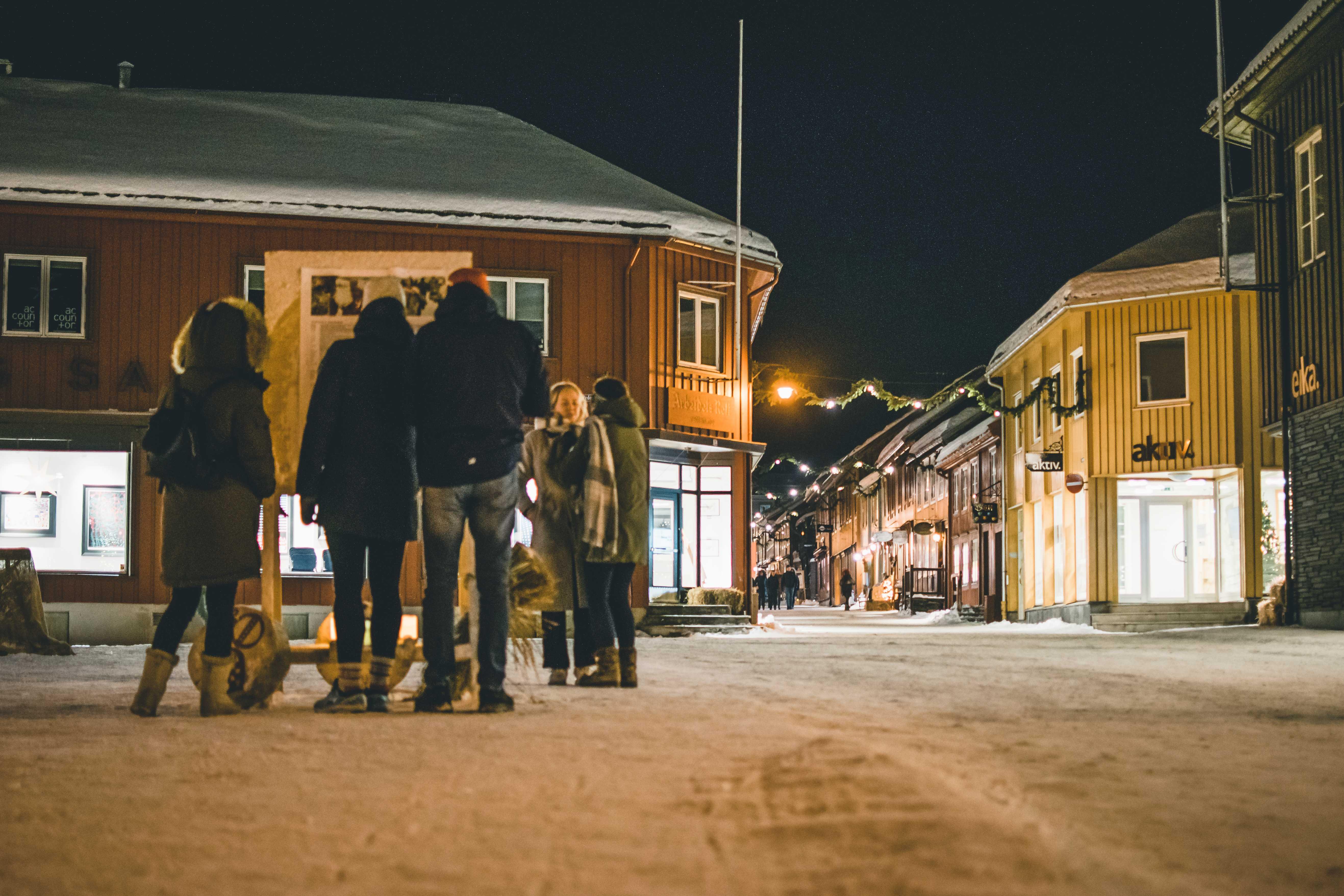 julebord Norwegia