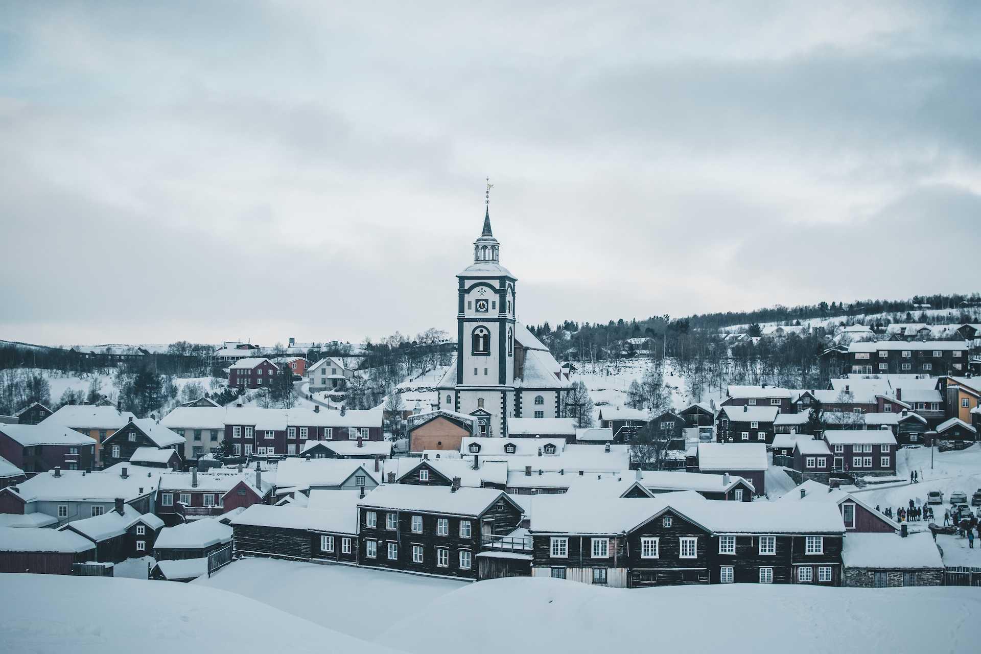 Røros Norwegia