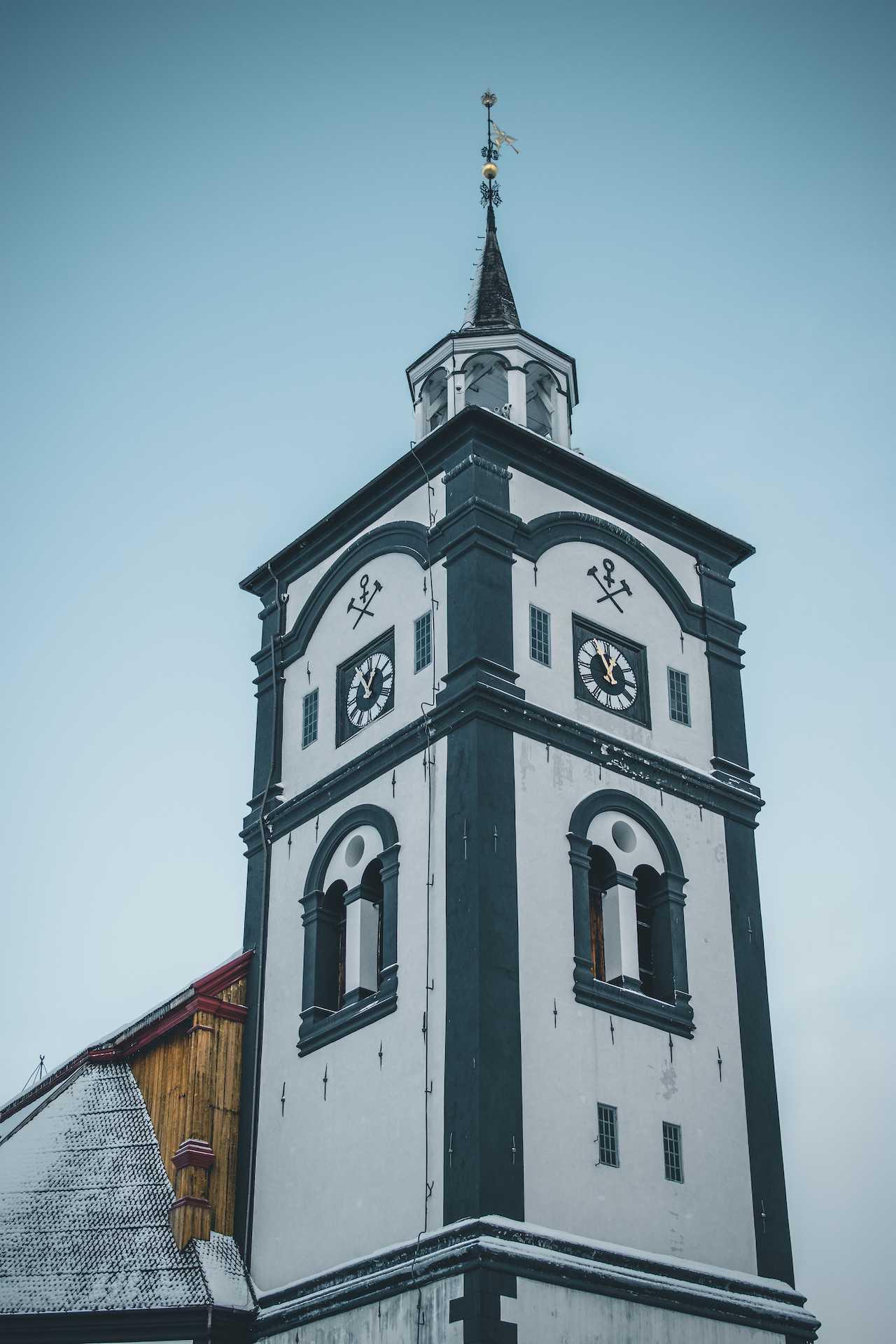 kościół wRøros
