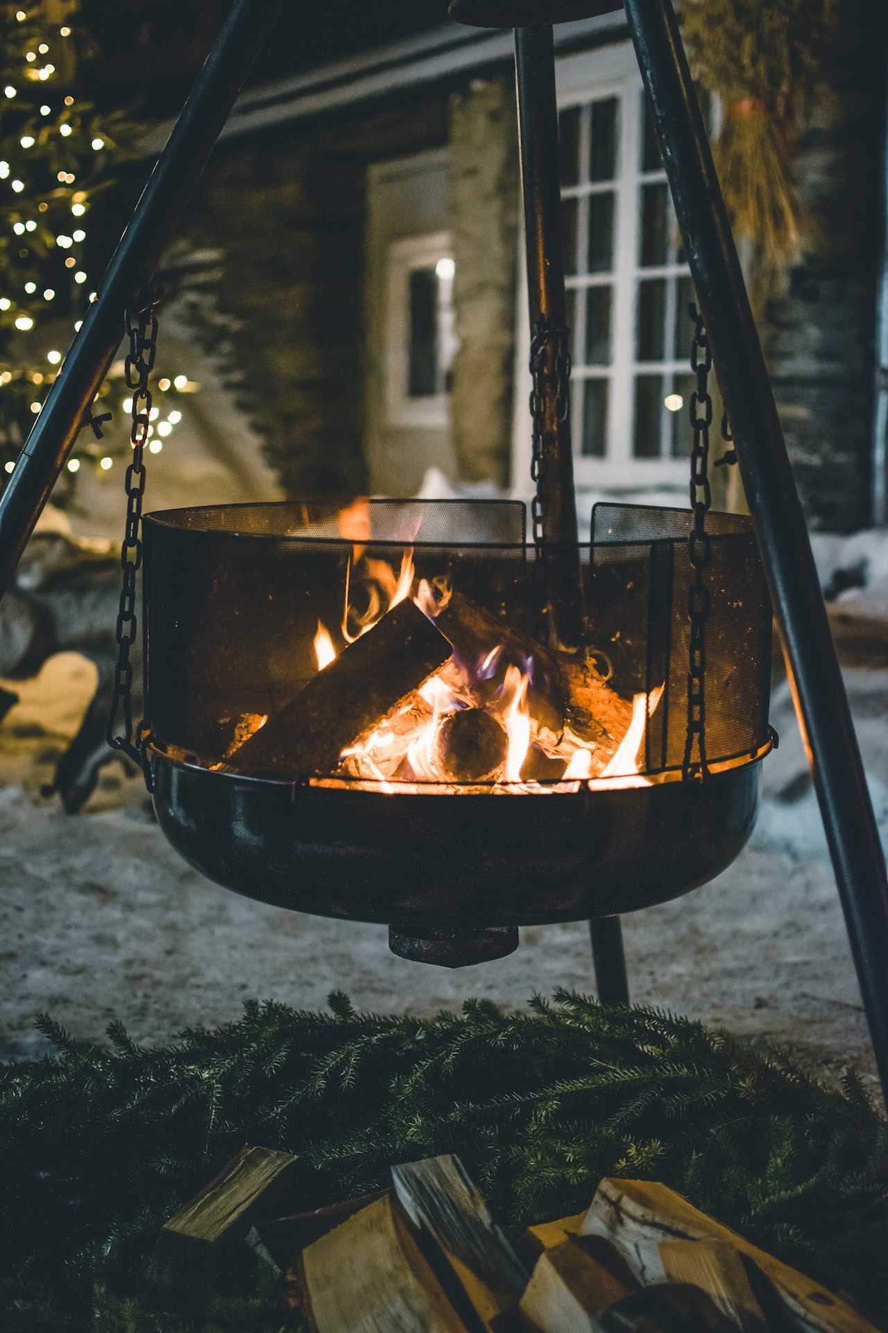 norweskie ogniska