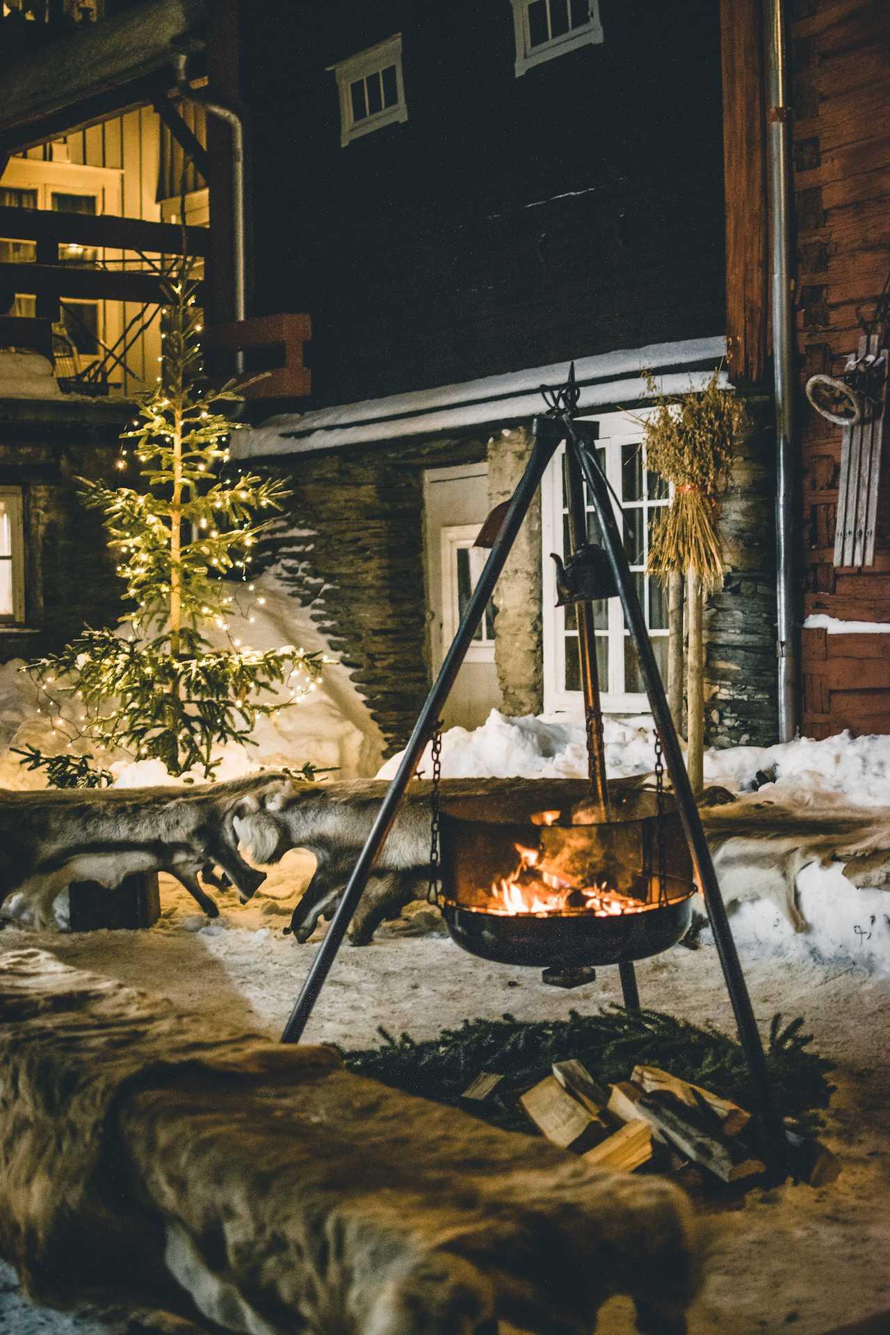 norweskie zwyczaje świąteczne