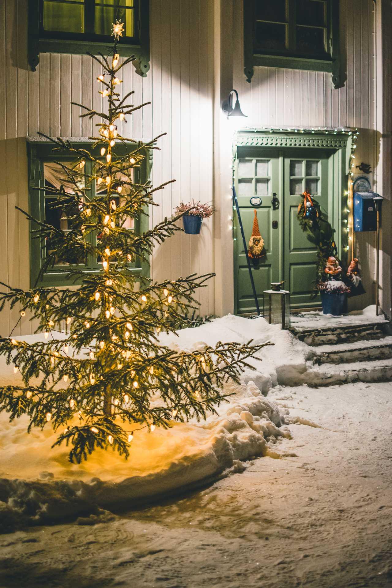 norweskie ozdoby świąteczne