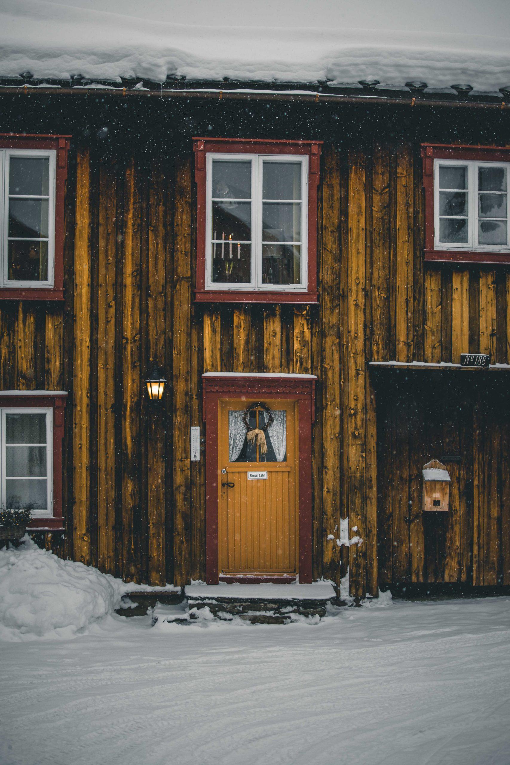 norweski styl dom
