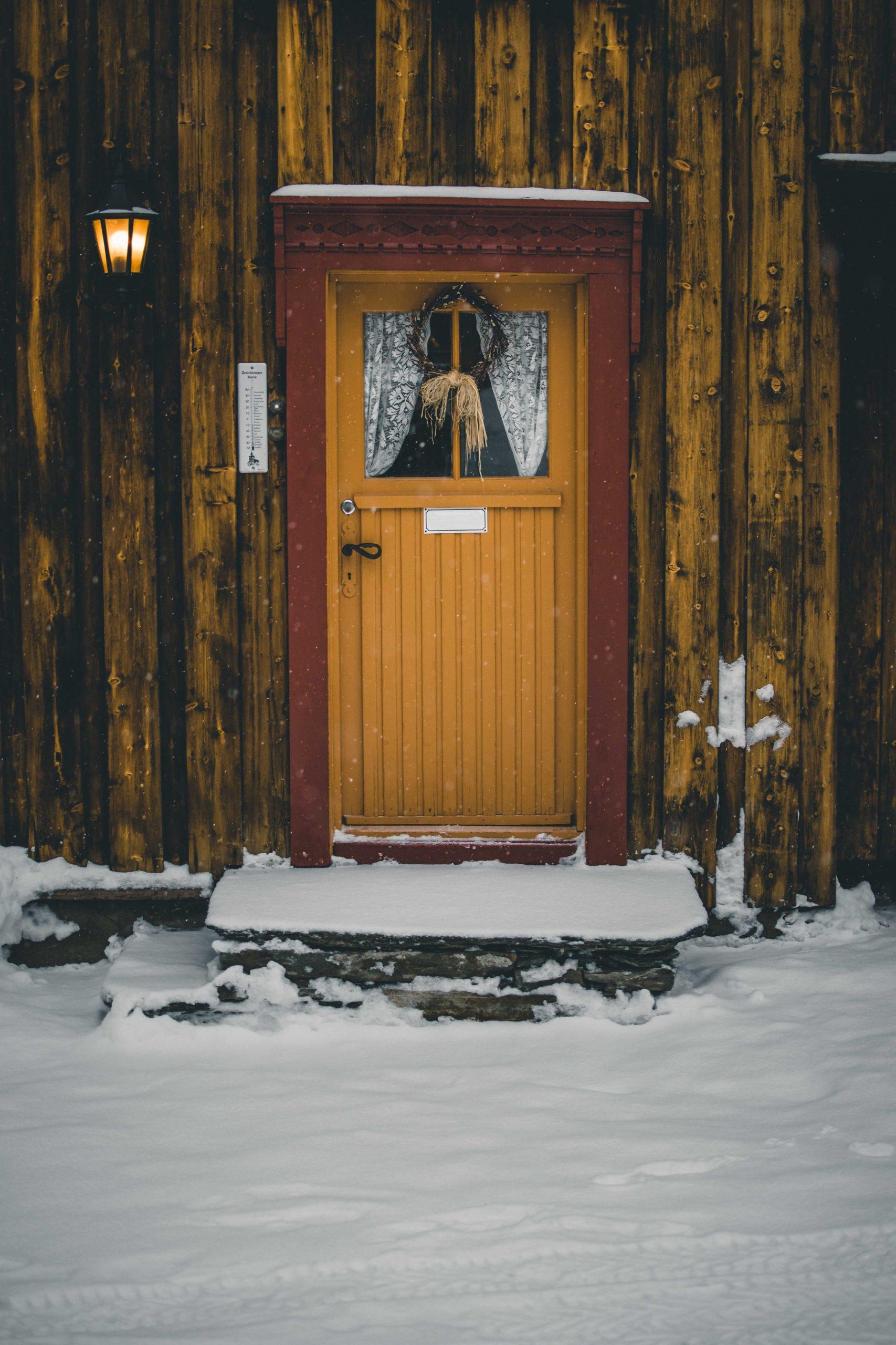 norweski styl mieszkanie