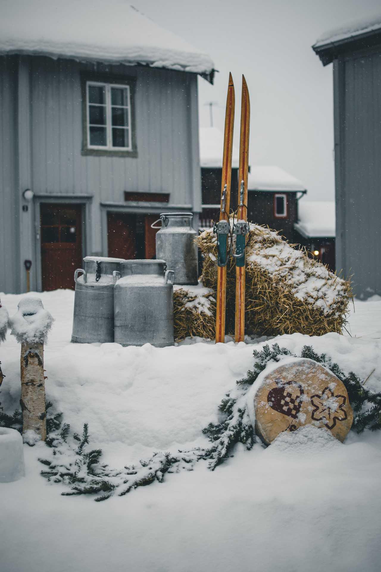 norweskie ozdoby