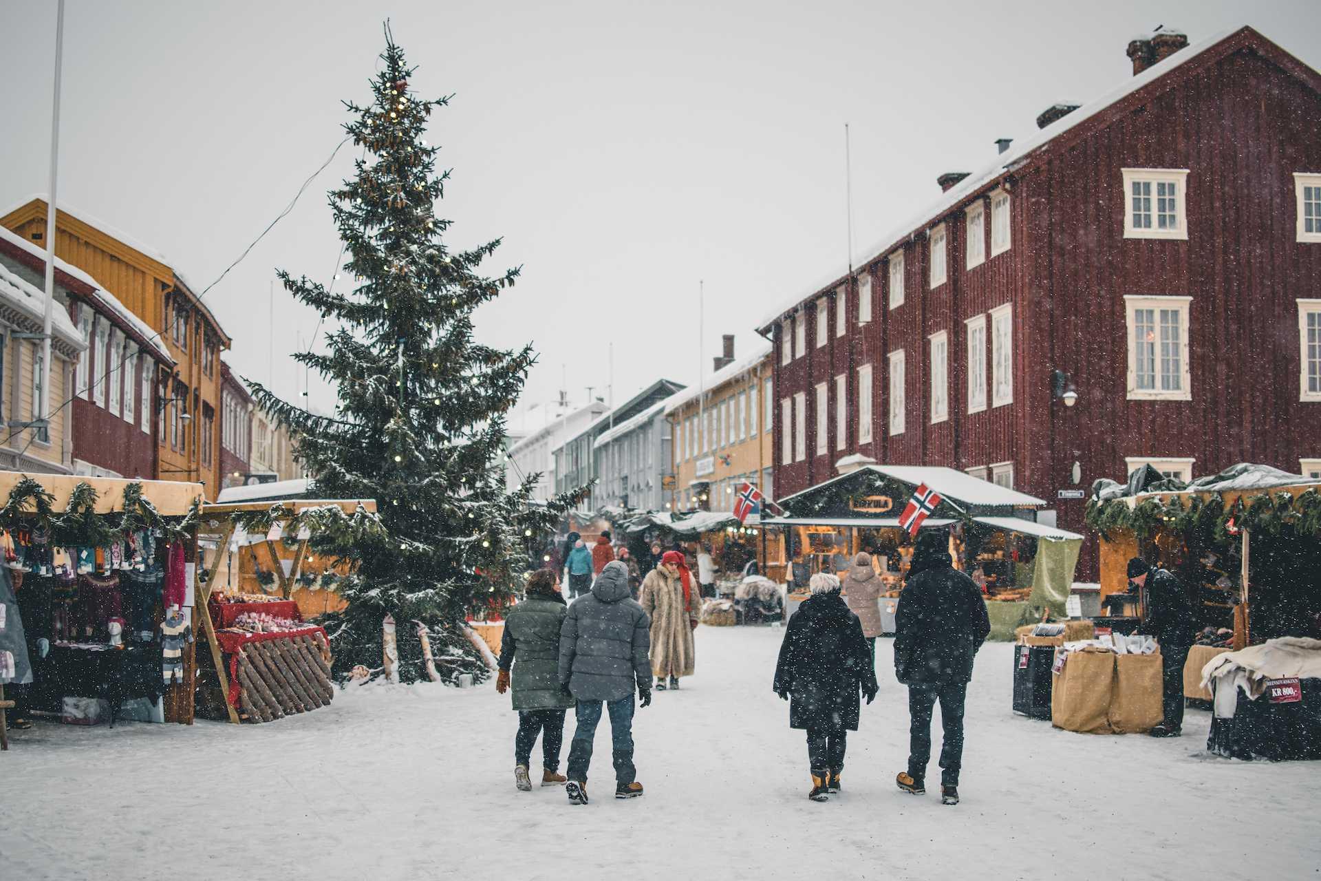 blog podróżniczy Norwegia