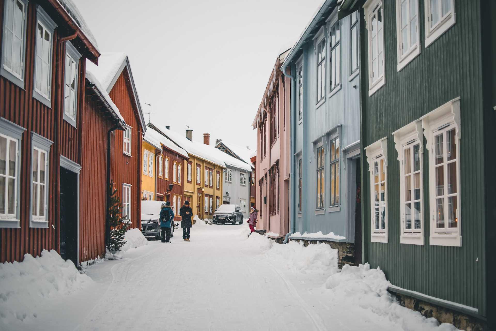 Trondheim ciekawe miejsca