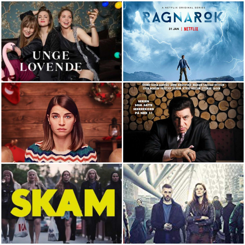 Norweskie seriale
