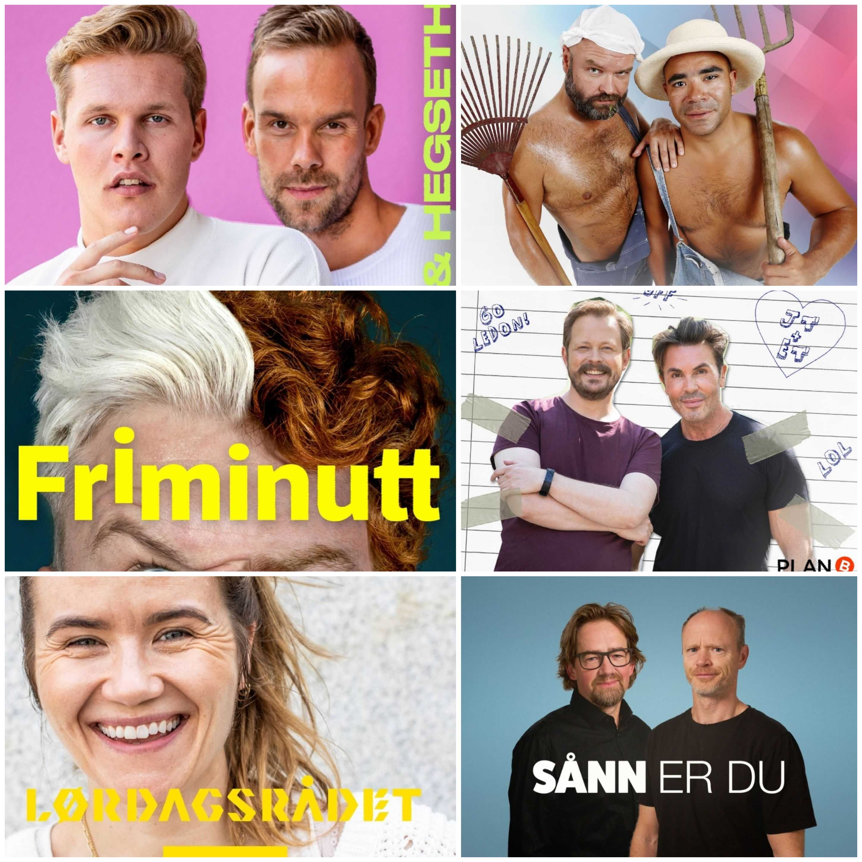 norweskie podcasty