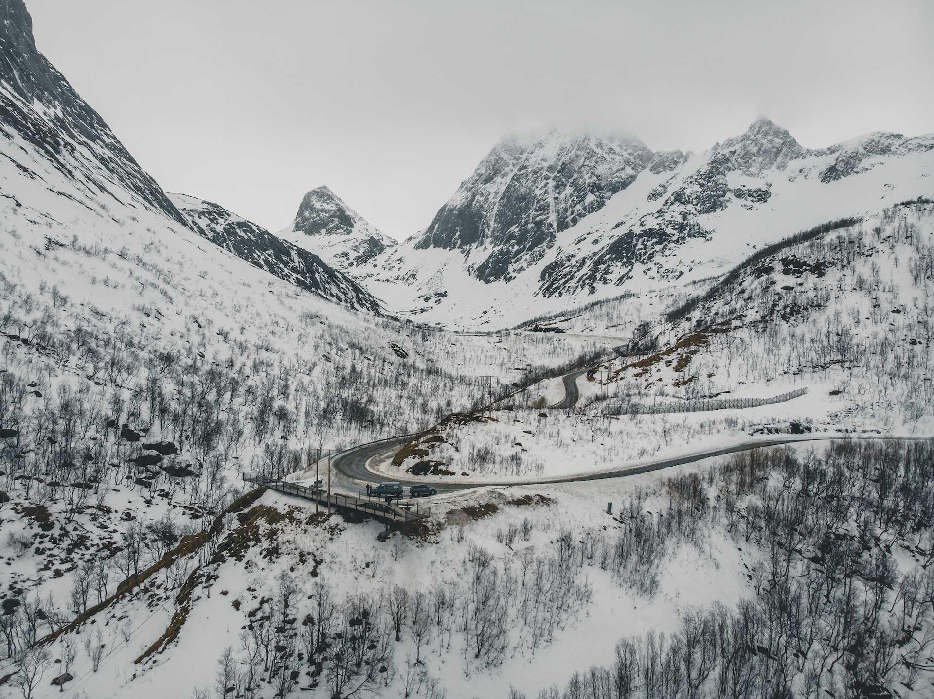 punkty widokowe Norwegia