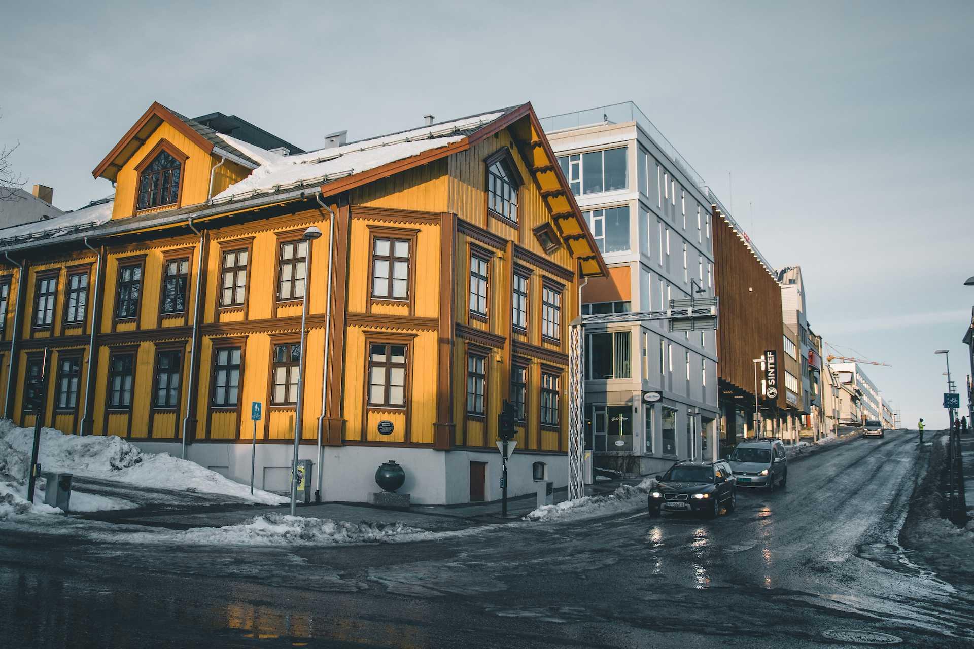 atrakcje TROMSØ