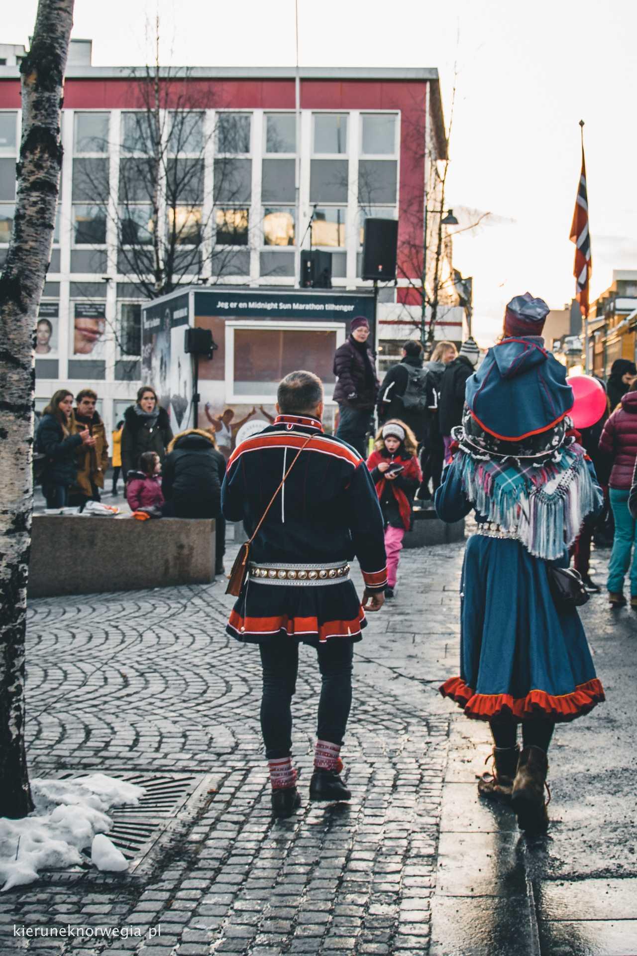 Saamowie Norwegia