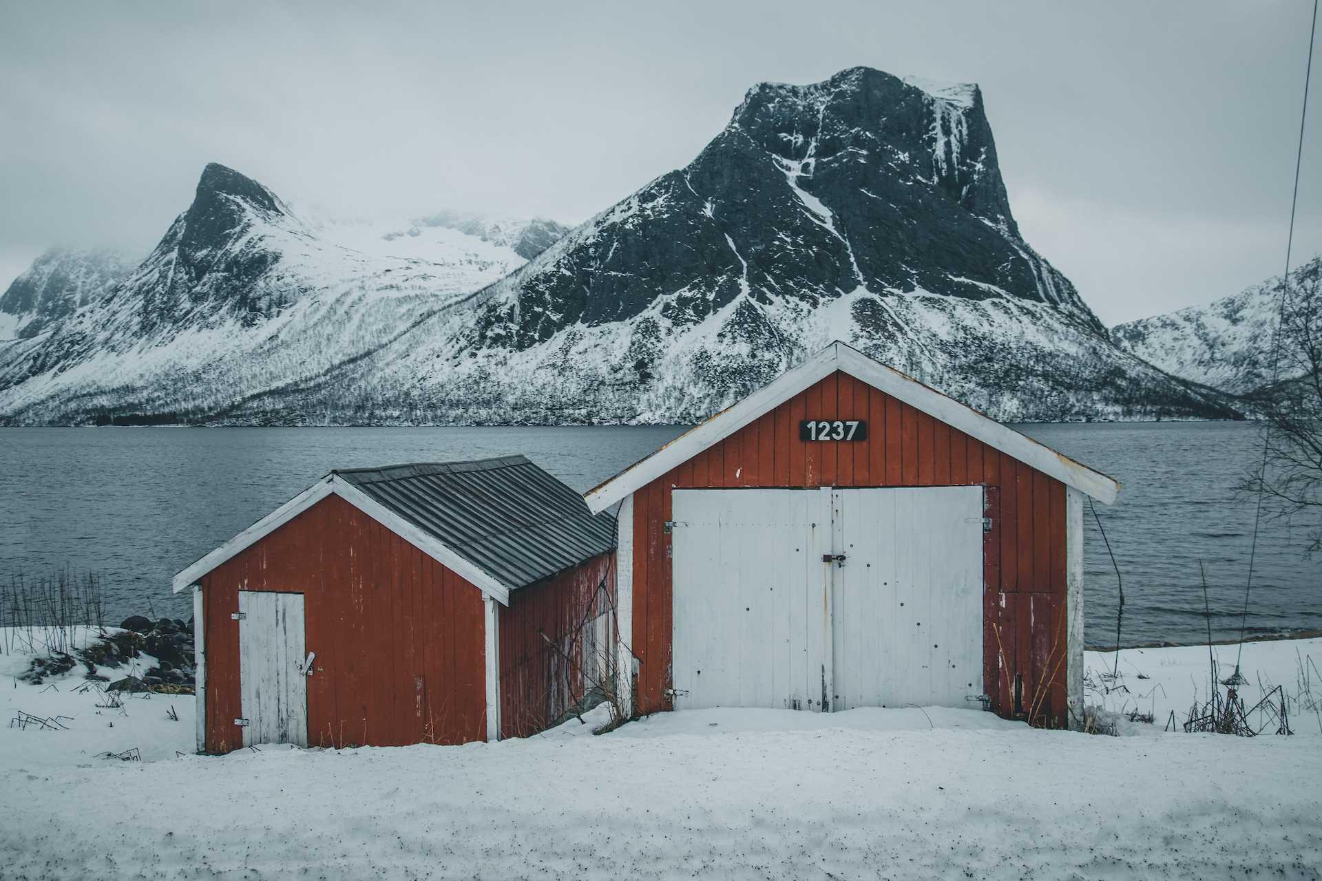 norweska wieś