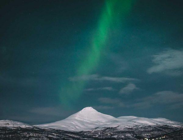 Zimowe atrakcje w okolicach Tromsø