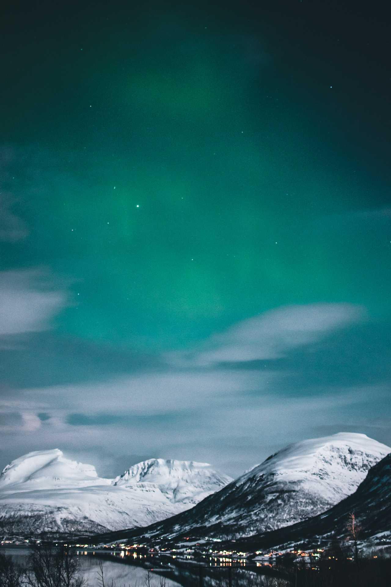 zorza Tromsø