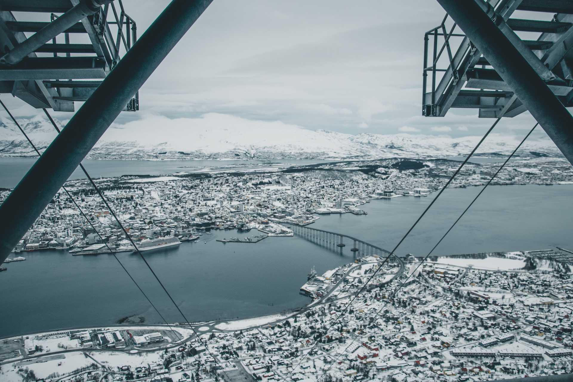 kolejka Tromso