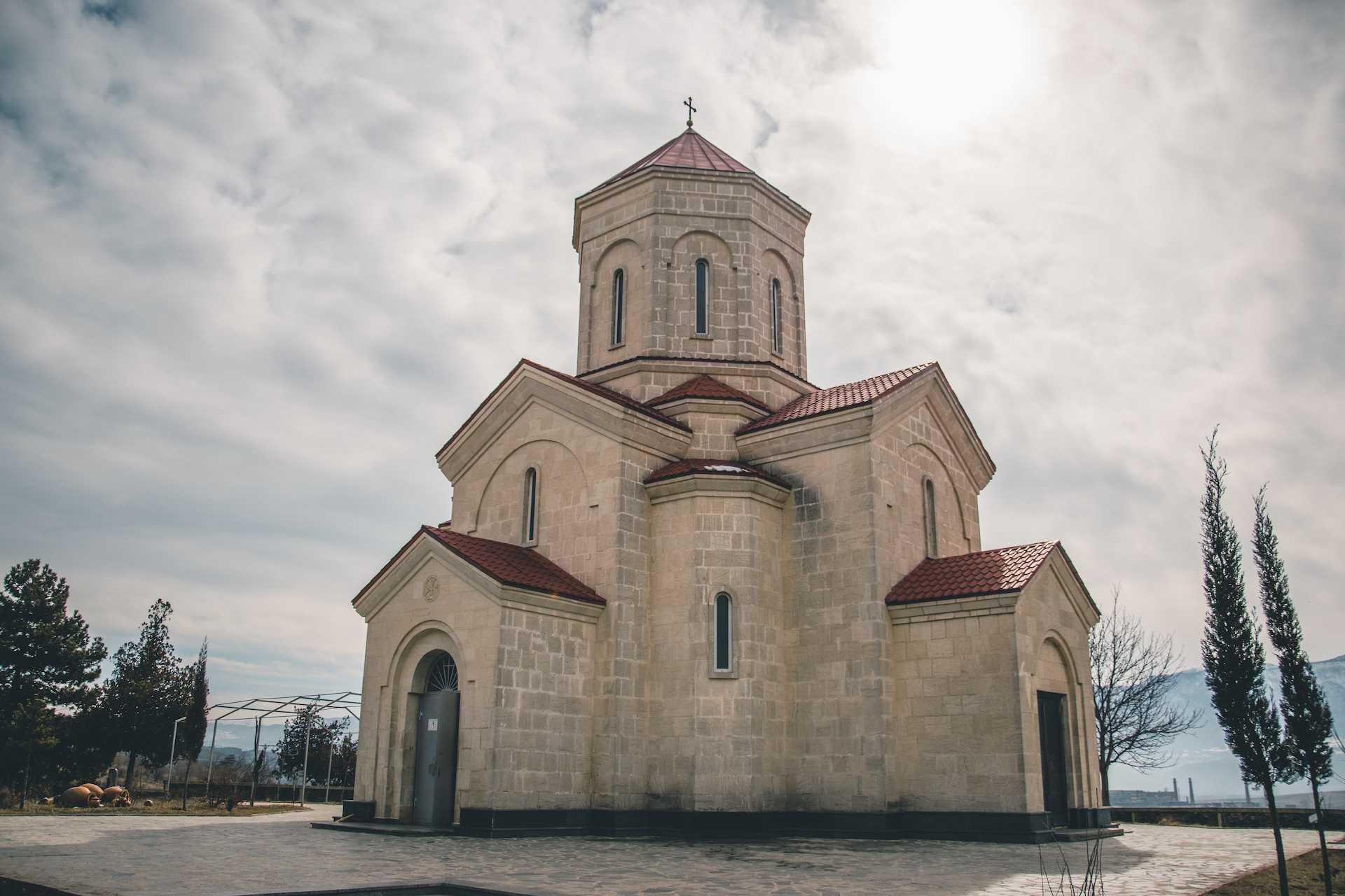 Gruzja atrakcje