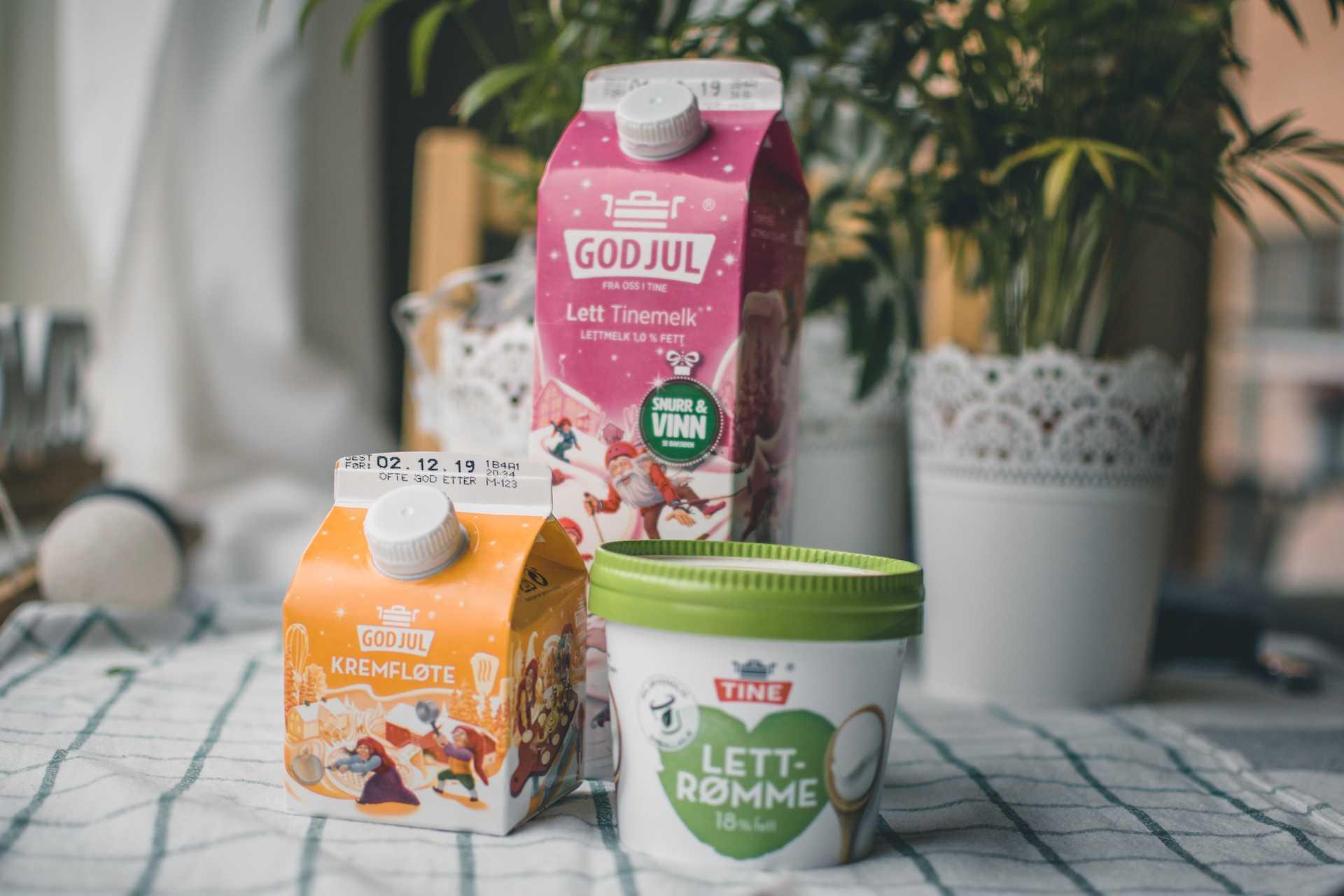 norweskie produkty