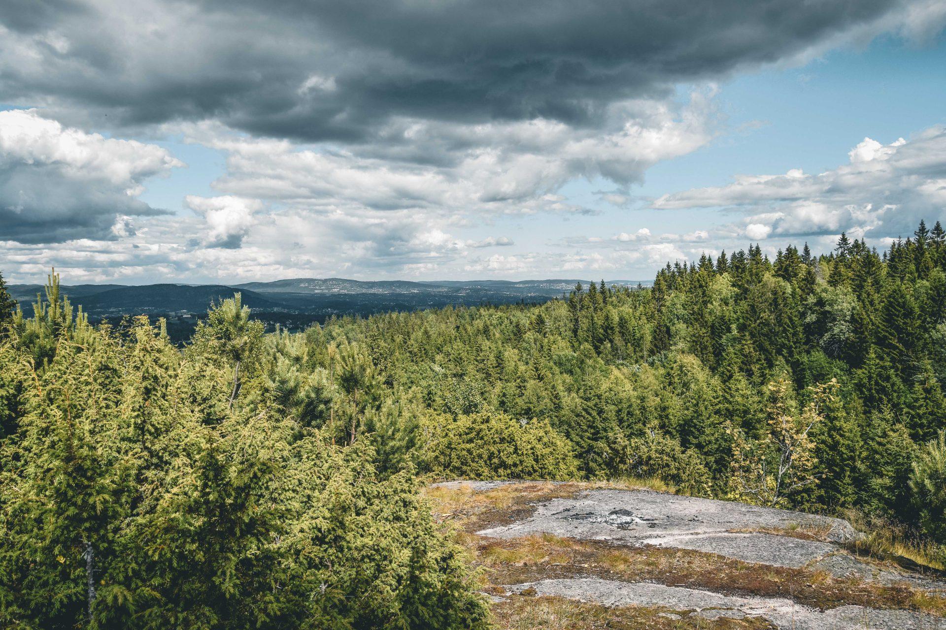 okolice Oslo