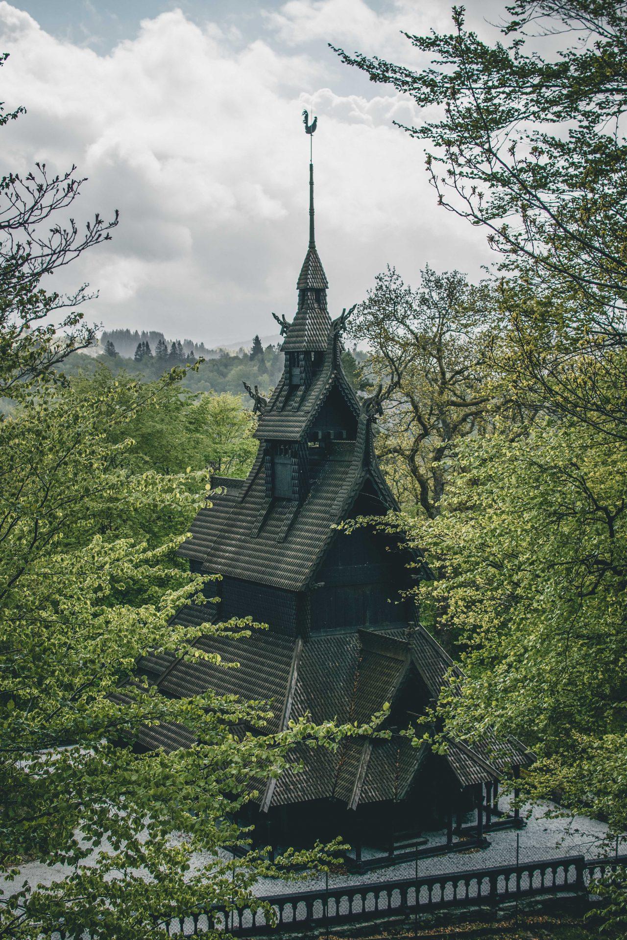 Fantoft Stavkirke