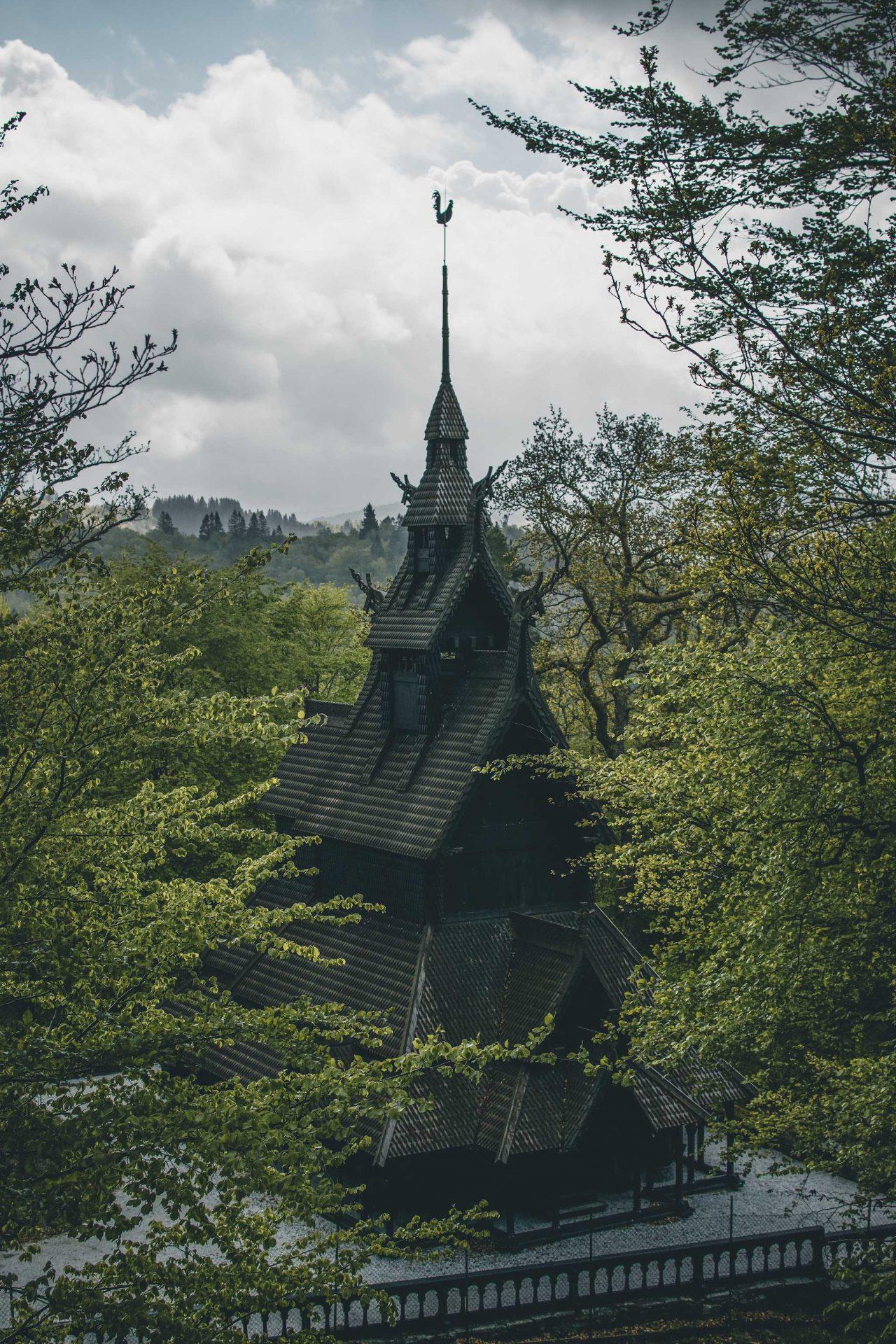 kościół wBergen